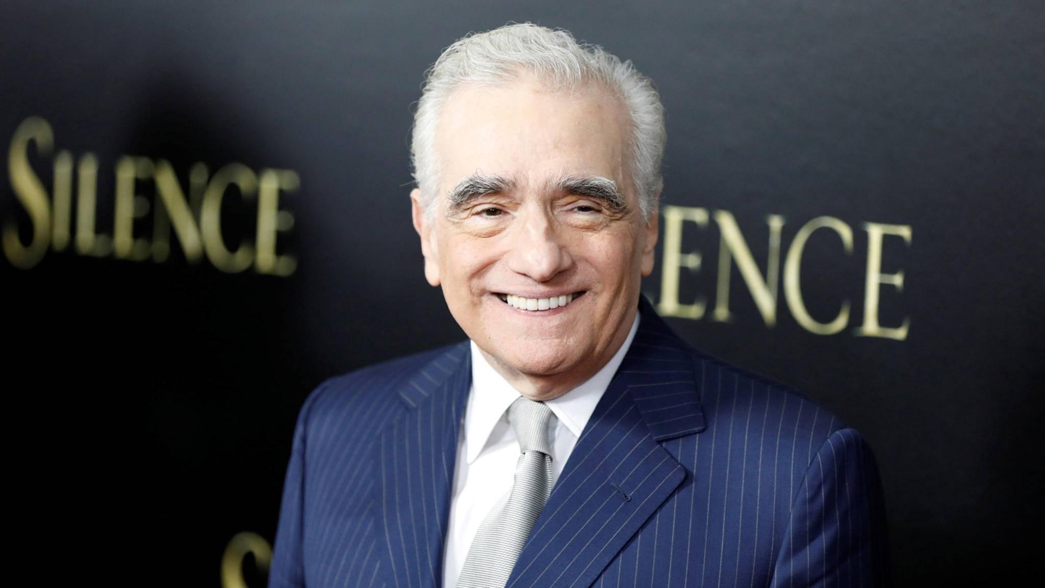 Martin Scorsese hat gut lachen: Sein Film wird trotz hoher Kosten produziert.