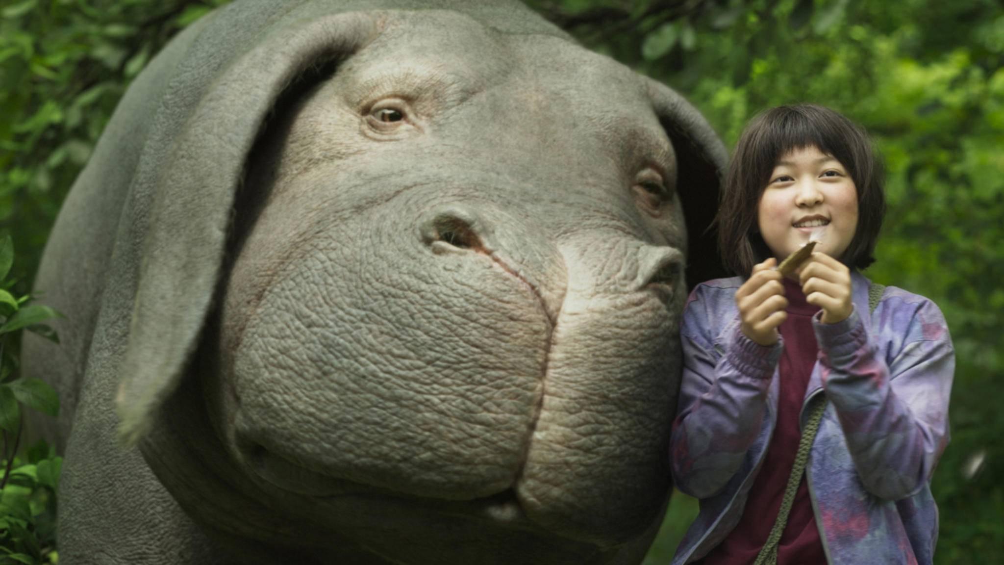 """2017 durfte Netflix mit """"Okja"""" noch bei den Filmfestspielen von Cannes im Wettbewerb mitmischen."""