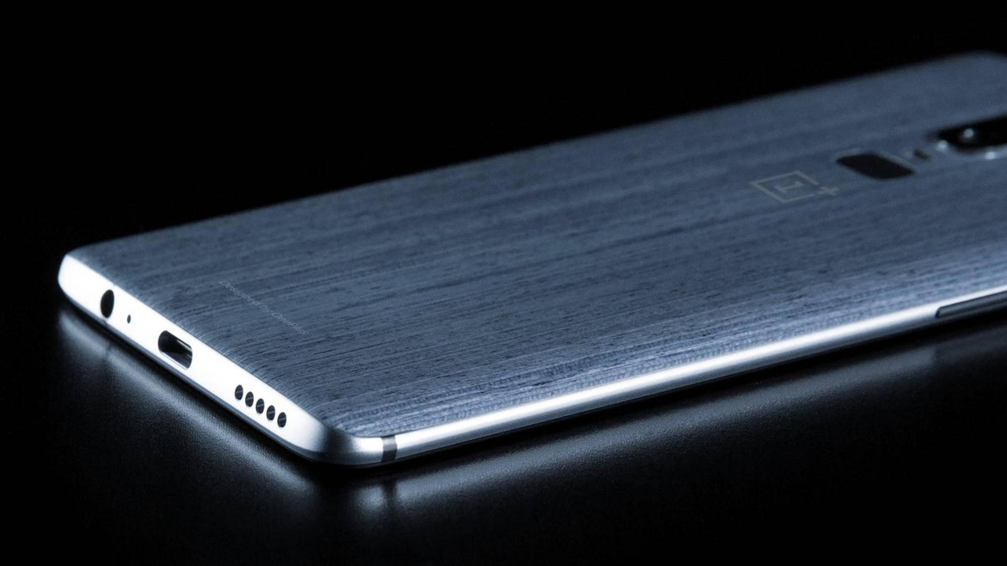 Das OnePlus 6 bietet laut dem neuesten Leak-Bild einen Kopfhöreranschluss.