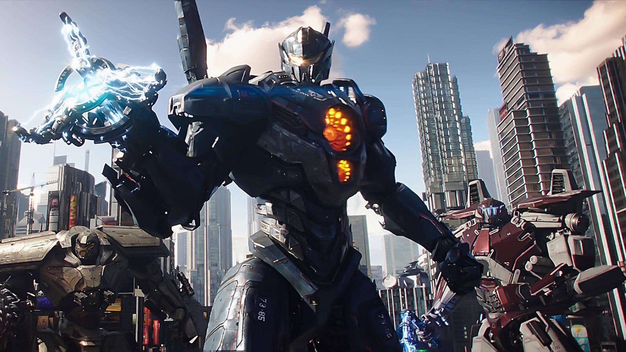 Übergroße Roboter und detailreiche Monster: Klingt doch nach einem perfekten Kinoabend, oder?