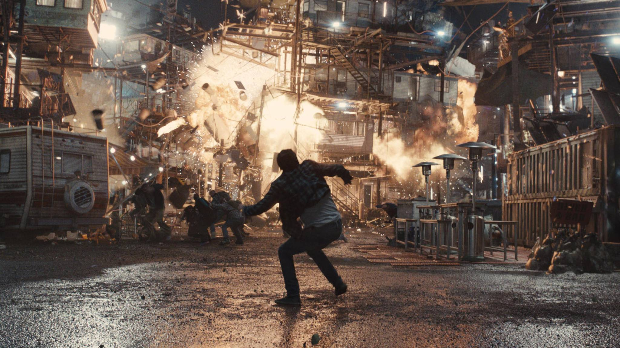 """Die Special Effects in """"Ready Player One"""" haben den Zuschauern besonders gut gefallen."""