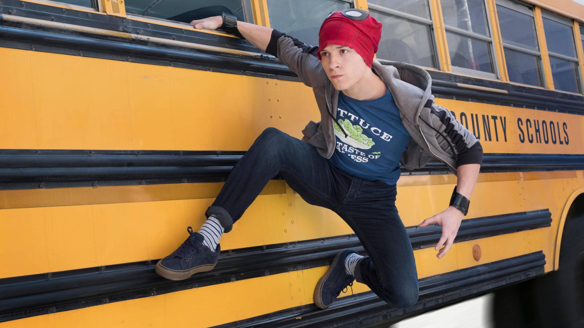 """""""Spider-Man: Far From Home"""" startet knapp zweieinhalb Monate nach """"Avengers 4"""" in den Kinos."""