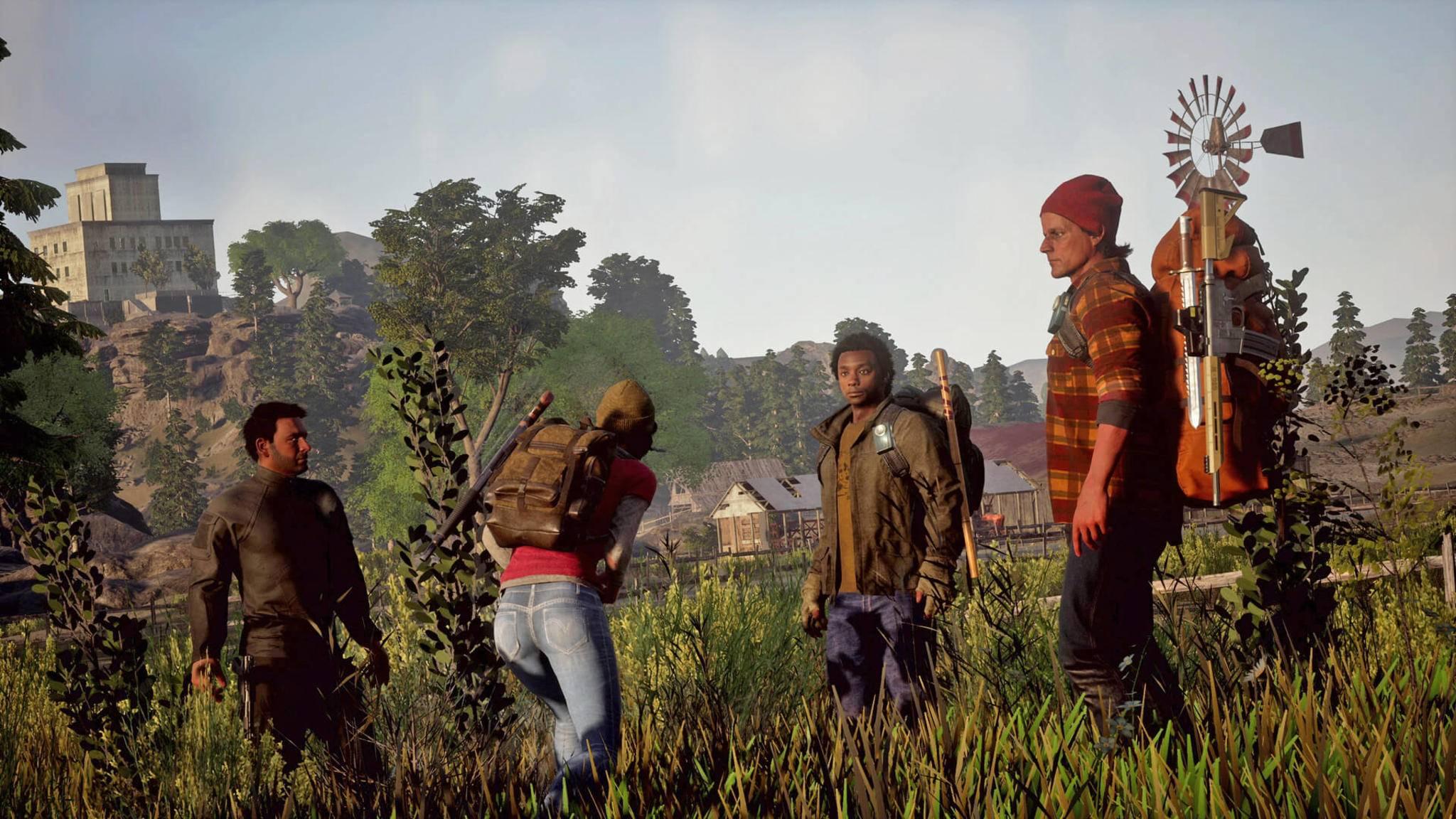 """Beute aus dem Multiplayer lässt sich in """"State of Decay 2"""" auch in den Solomodus übernehmen."""