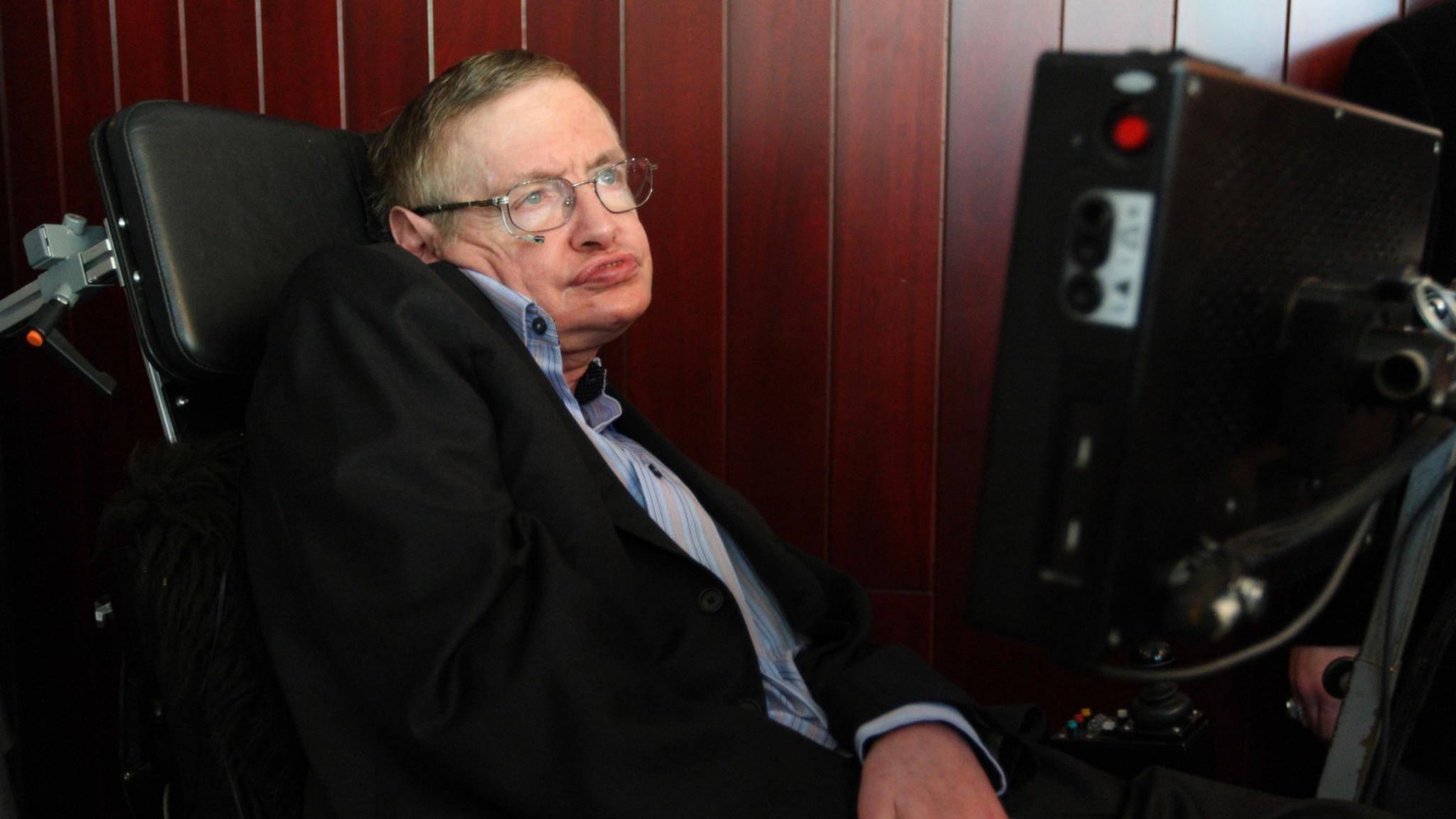 Der Apple II war der erste Computer, mit dessen Hilfe Stephen Hawking wieder sprechen konnte.