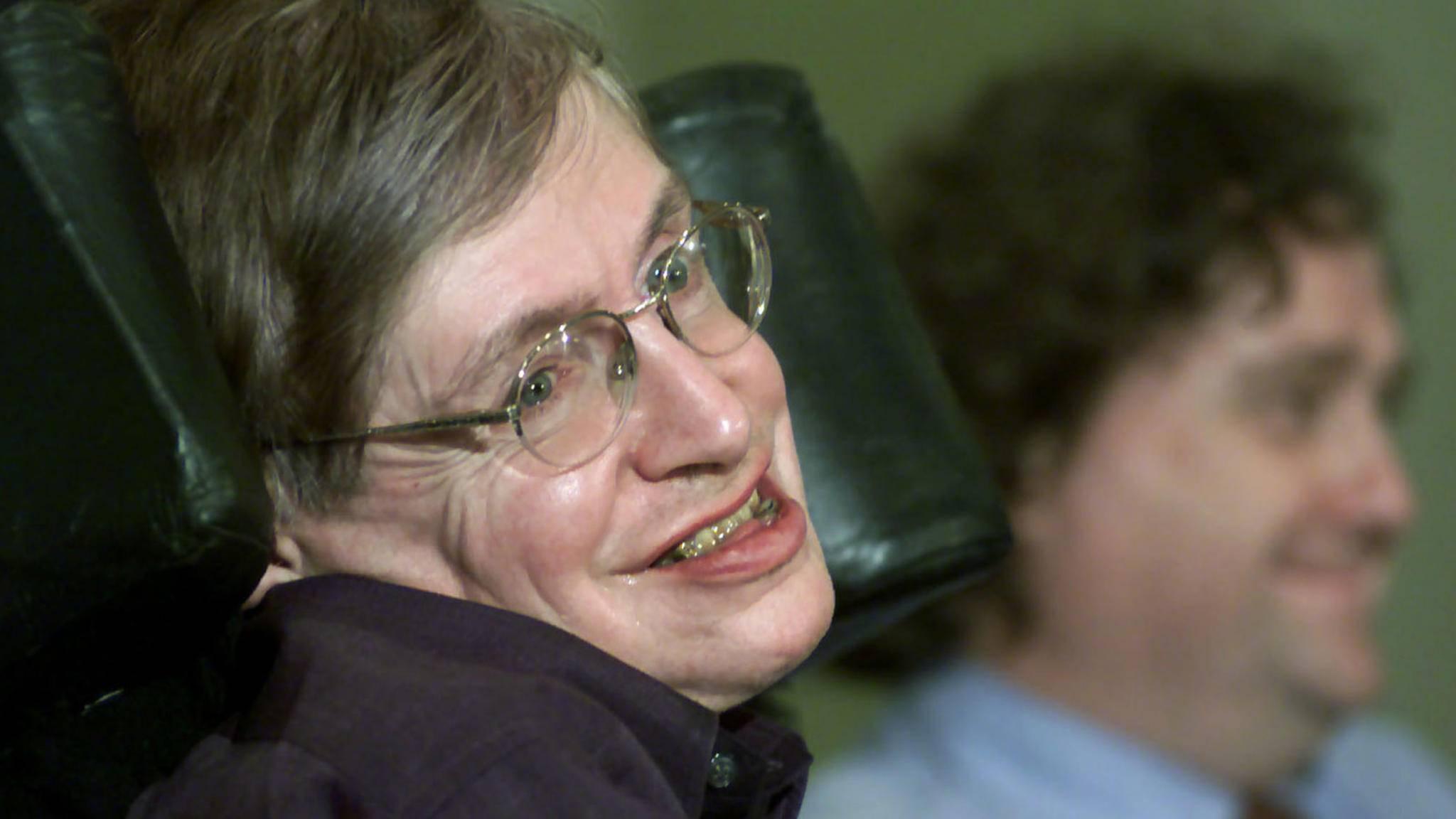Stephen Hawking avancierte über die Jahre zum echten Phänomen der Popkultur.