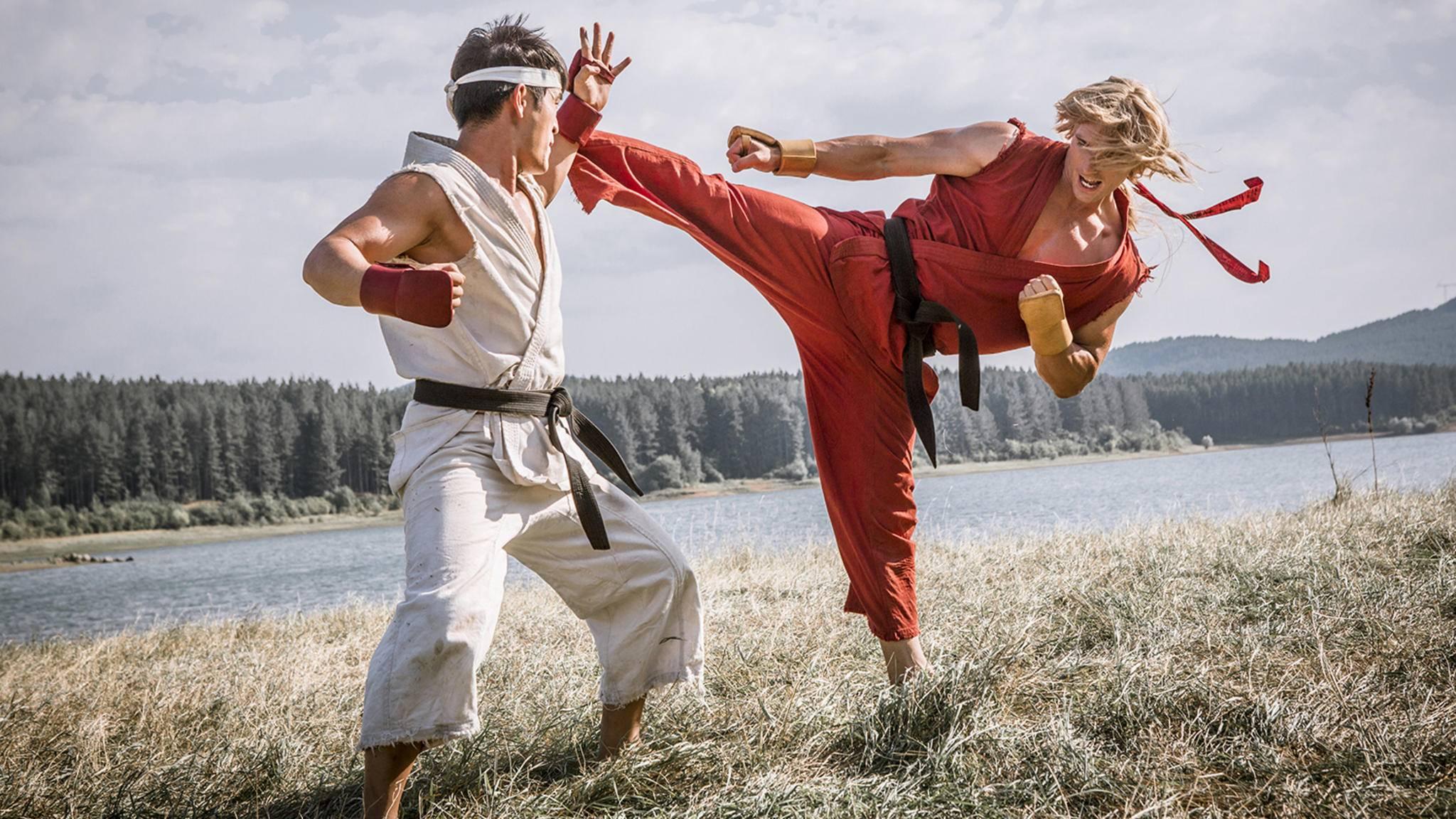 """Ob die neue """"Street Fighter""""-Serie die Miniserie """"Assassin's Fist"""" von 2015 übertrumpfen kann?"""