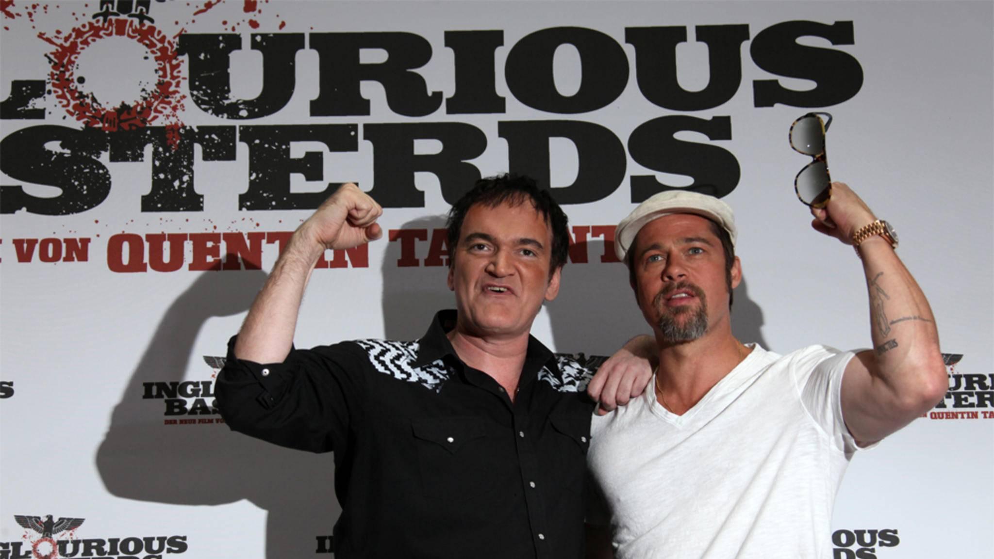 Das Dream-Team ist zurück: Tarantino hat neben Leonardo DiCaprio auch Brad Pitt für seinen Manson-Film gecastet.
