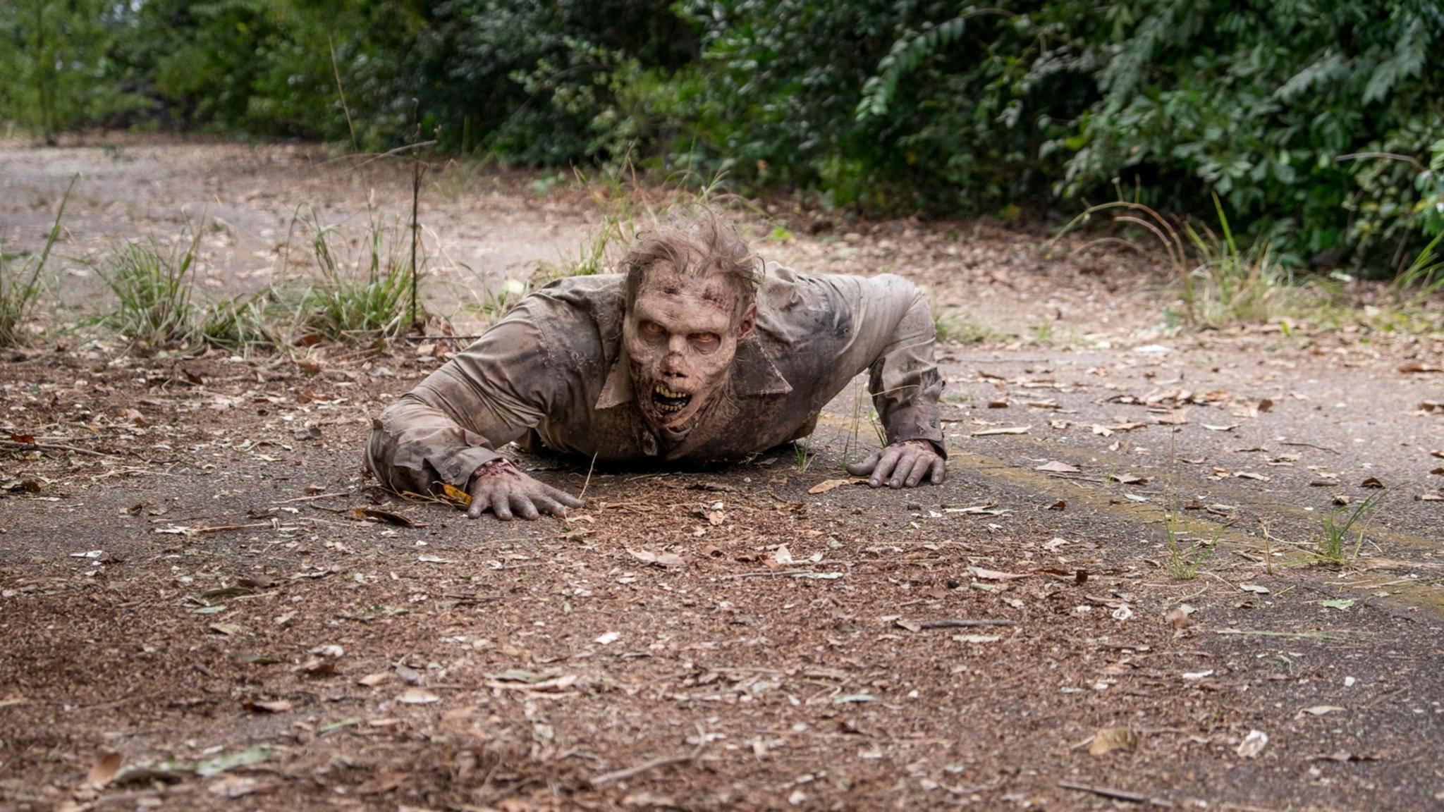 """Hinfallen, aufstehen, weitermachen? Ob das bei """"The Walking Dead"""" angesichts dieser Quoten so funktionieren wird?"""