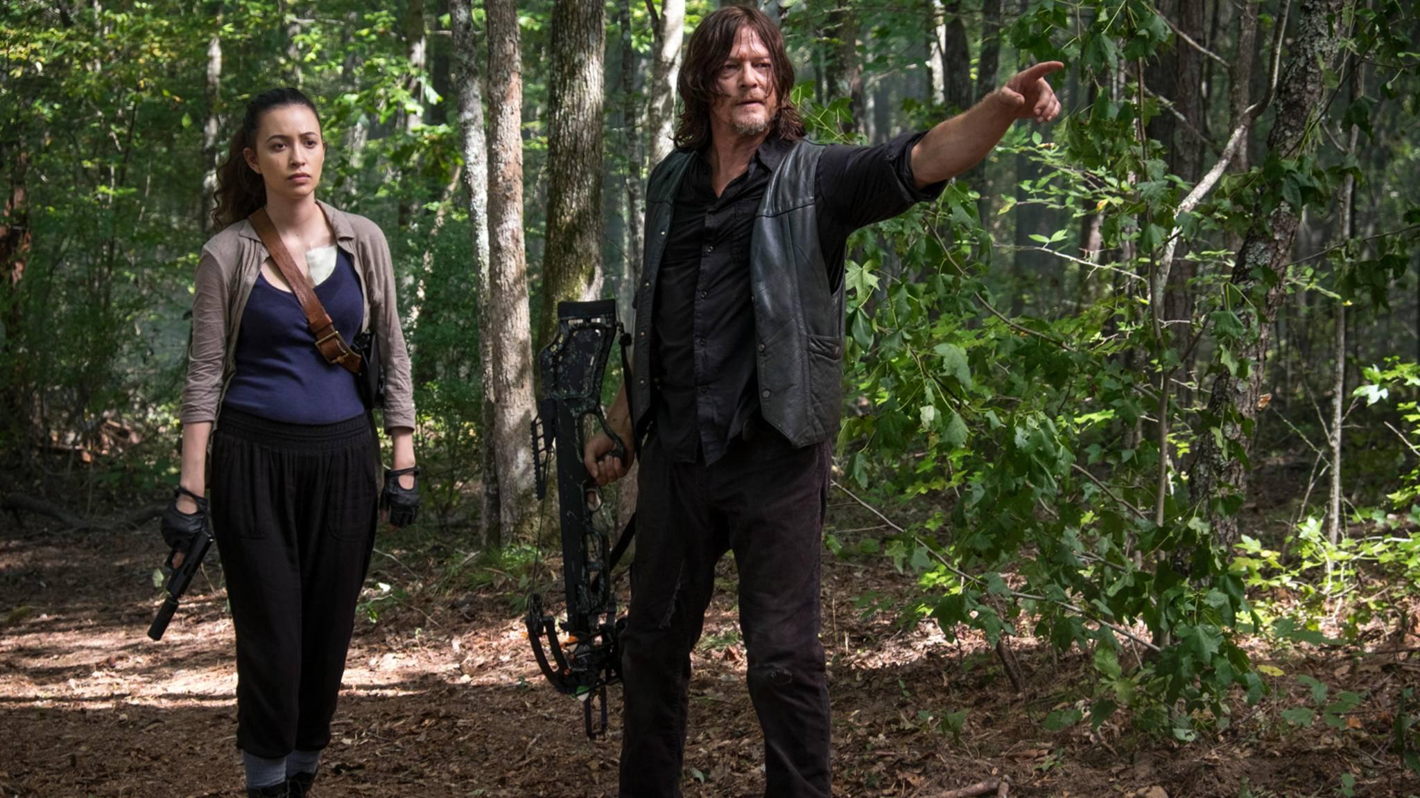 """Übernimmt Daryl ab Staffel 9 bei """"The Walking Dead"""" die Führung?"""