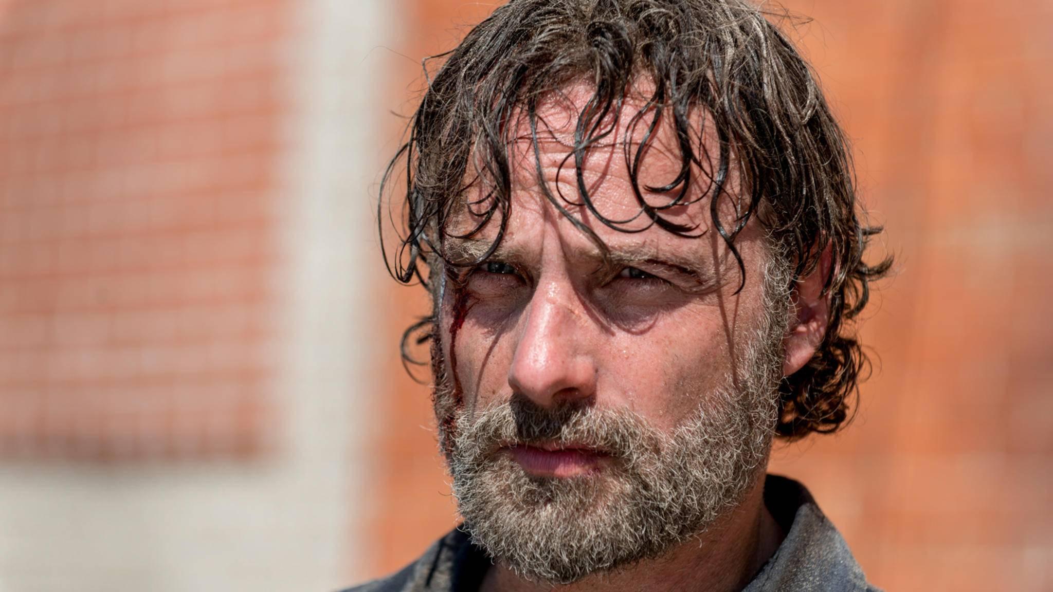 "Muss ""The Walking Dead"" bald ohne Rick-Darsteller Andrew Lincoln auskommen?"