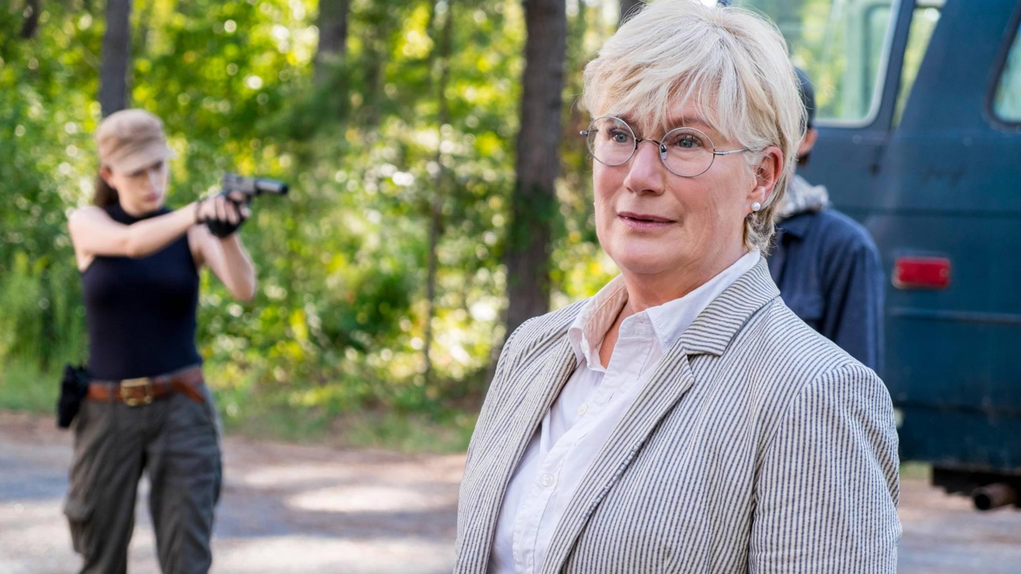 """Hat Georgie in Episode 12 von Staffel 8 gerade den Grundstein für die nächsten """"The Walking Dead""""-Staffeln gelegt?"""