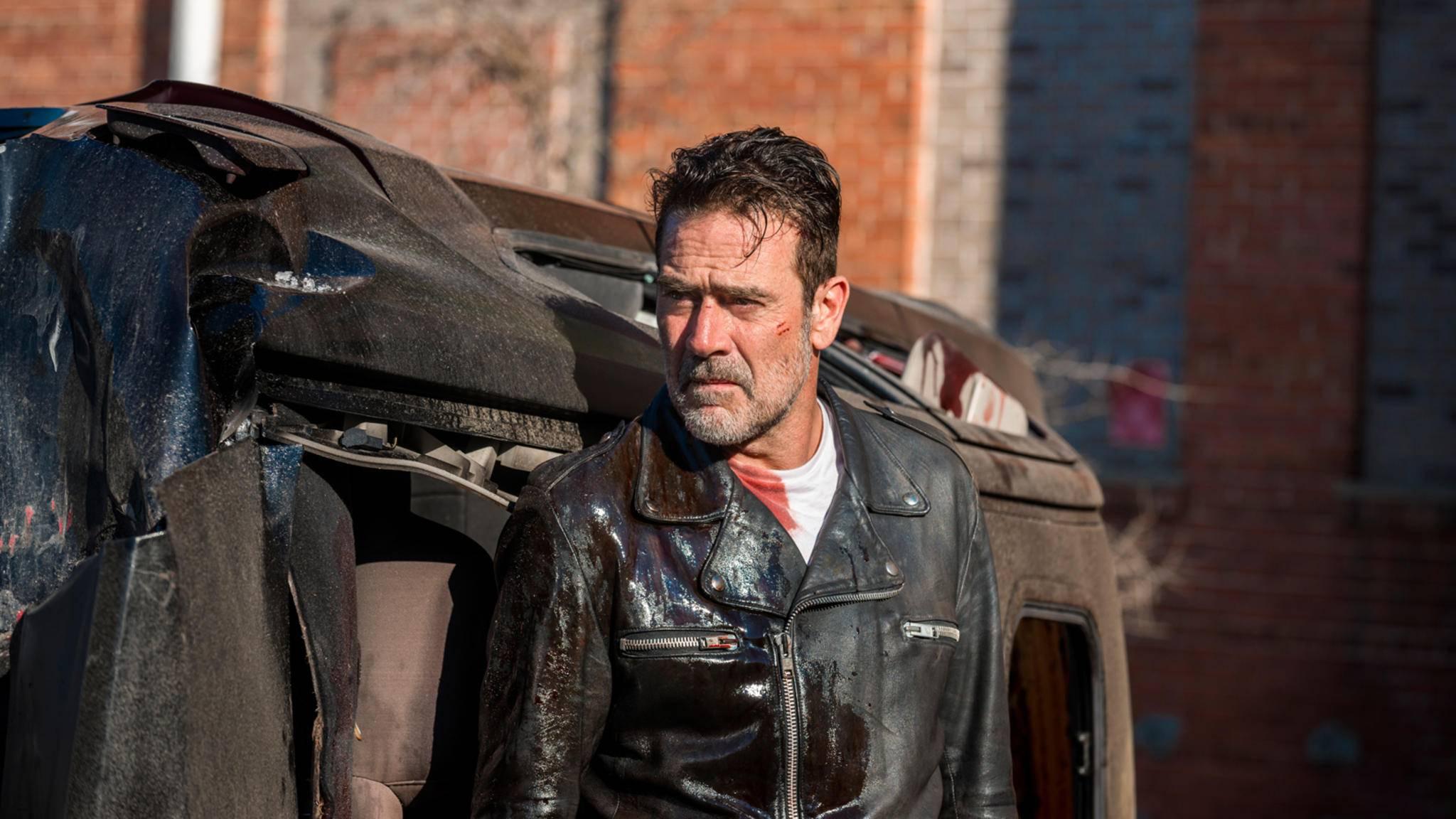 """Ein neues Instagram-Foto von Jeffrey Dean Morgan könnte wichtige Hinweise auf Staffel 9 von """"The Walking Dead"""" liefern."""
