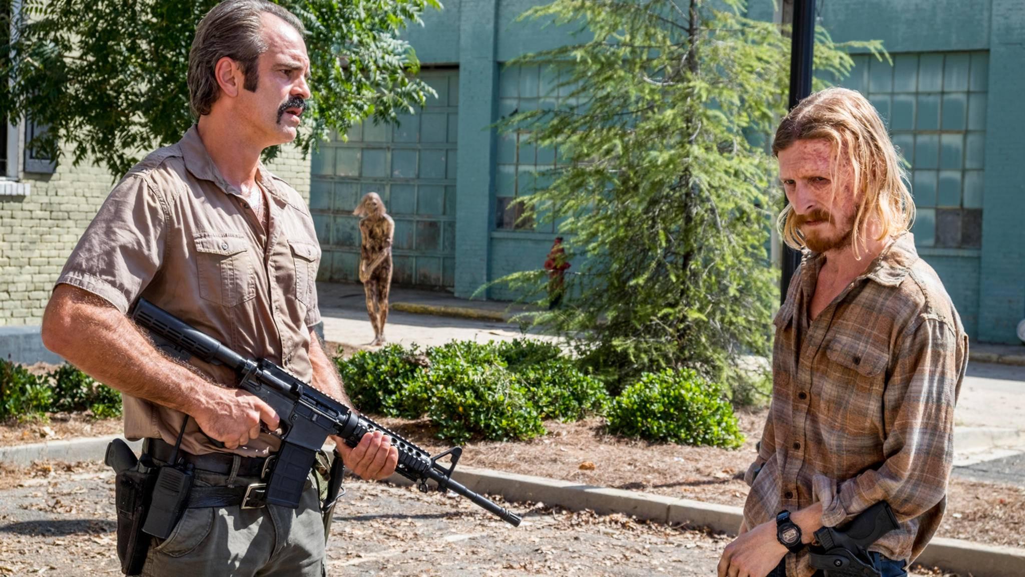 """""""The Walking Dead""""-Szenenbild."""