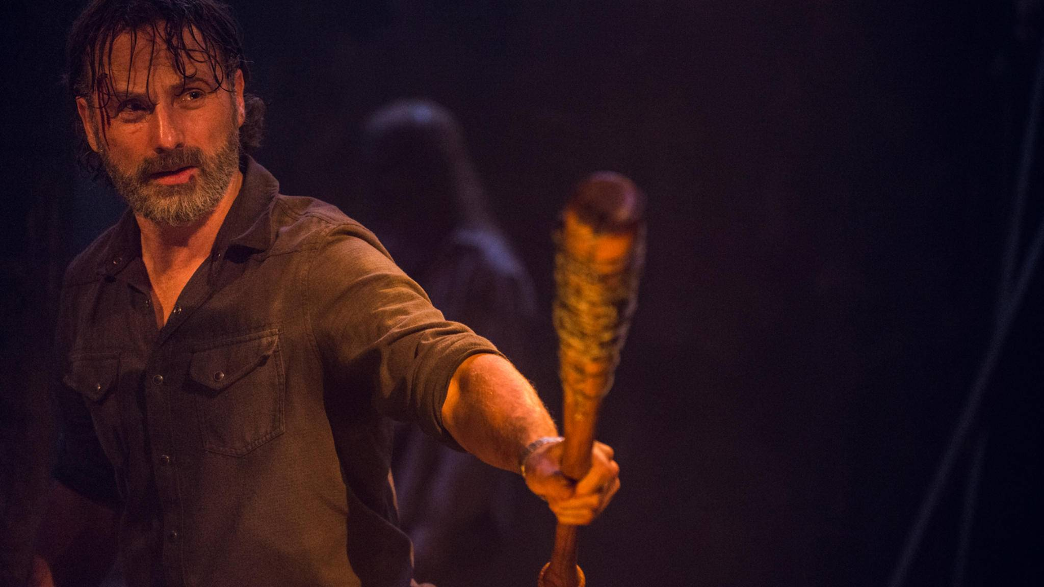 Die Hoffnung stirbt zuletzt: Andrew Lincoln hofft, dass Rick nicht sterben muss!