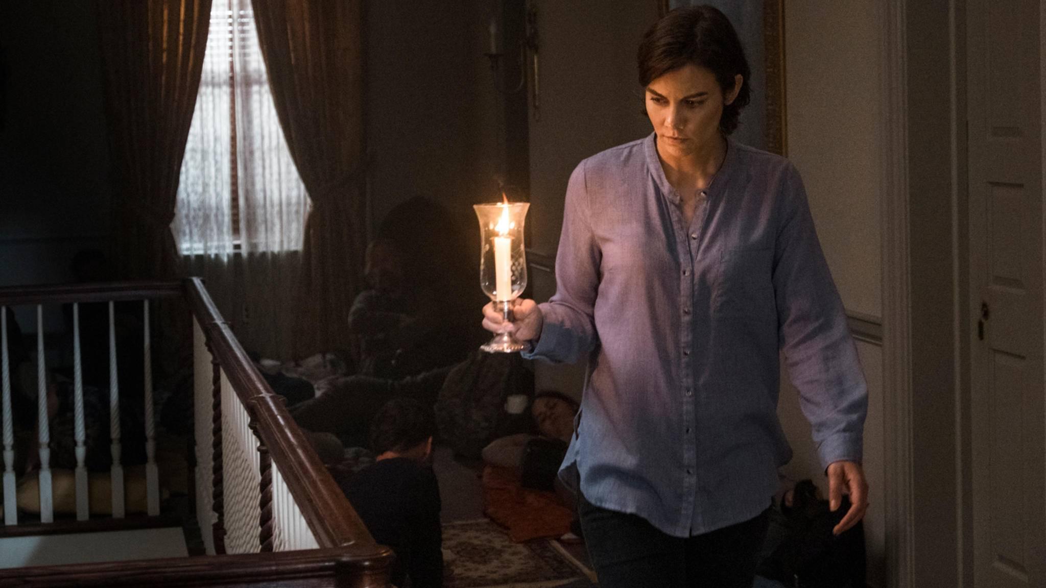 """Es bleibt ein Hoffnungsschimmer für Maggie in """"The Walking Dead""""."""