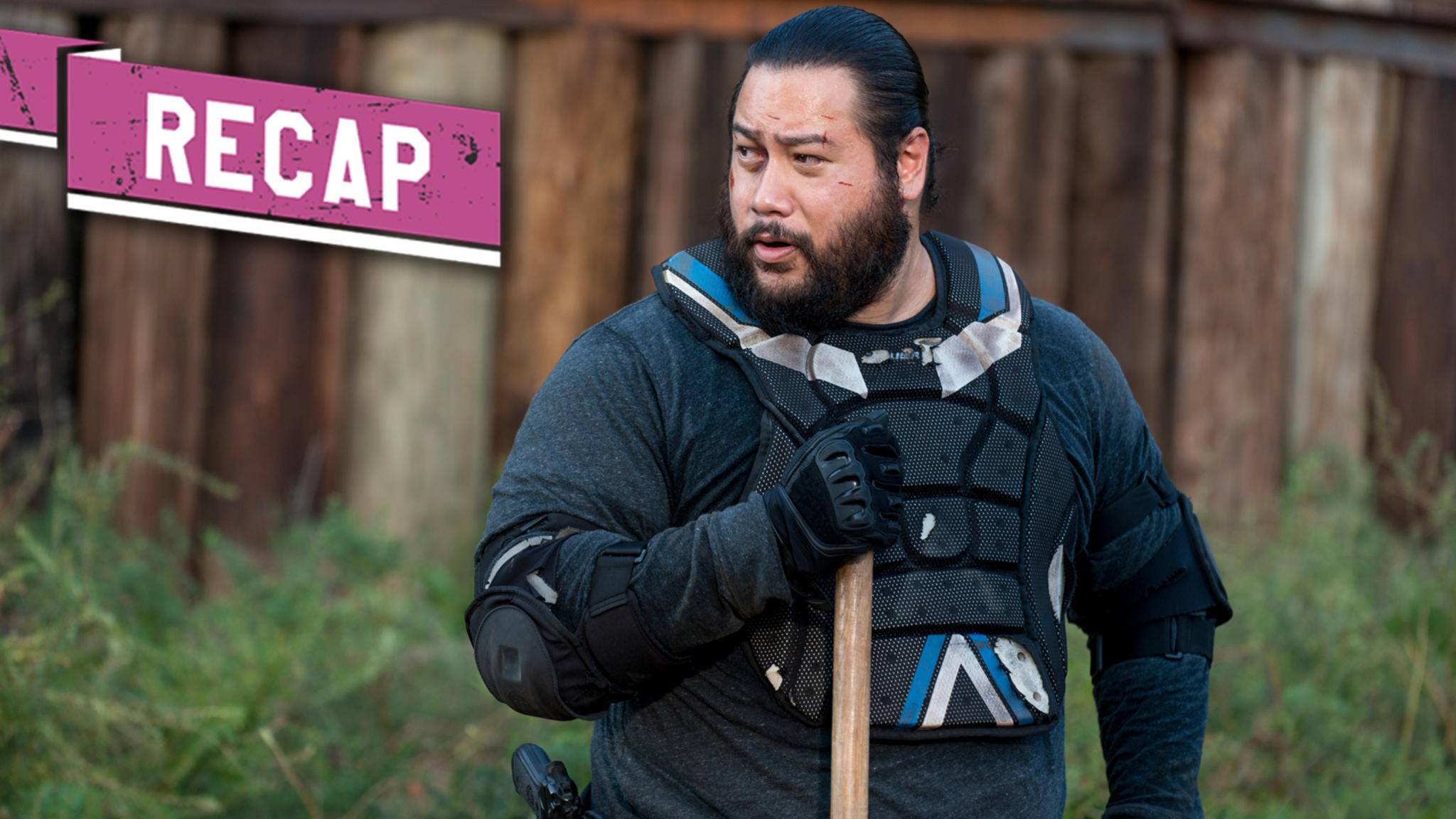 """Jerry hat in Episode 13 der aktuellen """"The Walking Dead""""-Staffel einige Gräber zu schaufeln."""