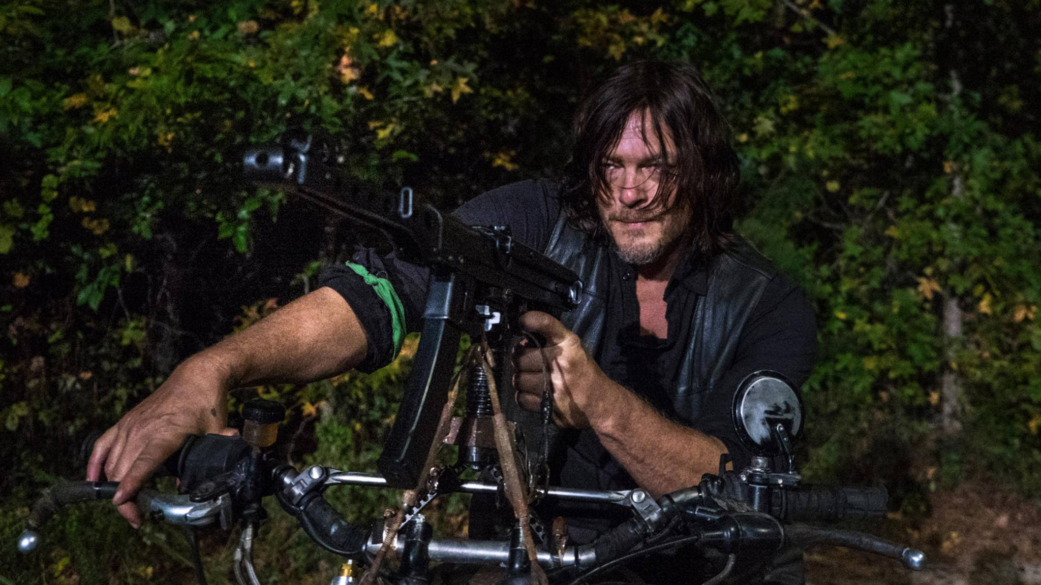 """Dass er in Sachen Action überzeugen kann, hat Norman Reedus in den bisherigen Staffeln von """"The Walking Dead"""" bereits bewiesen."""