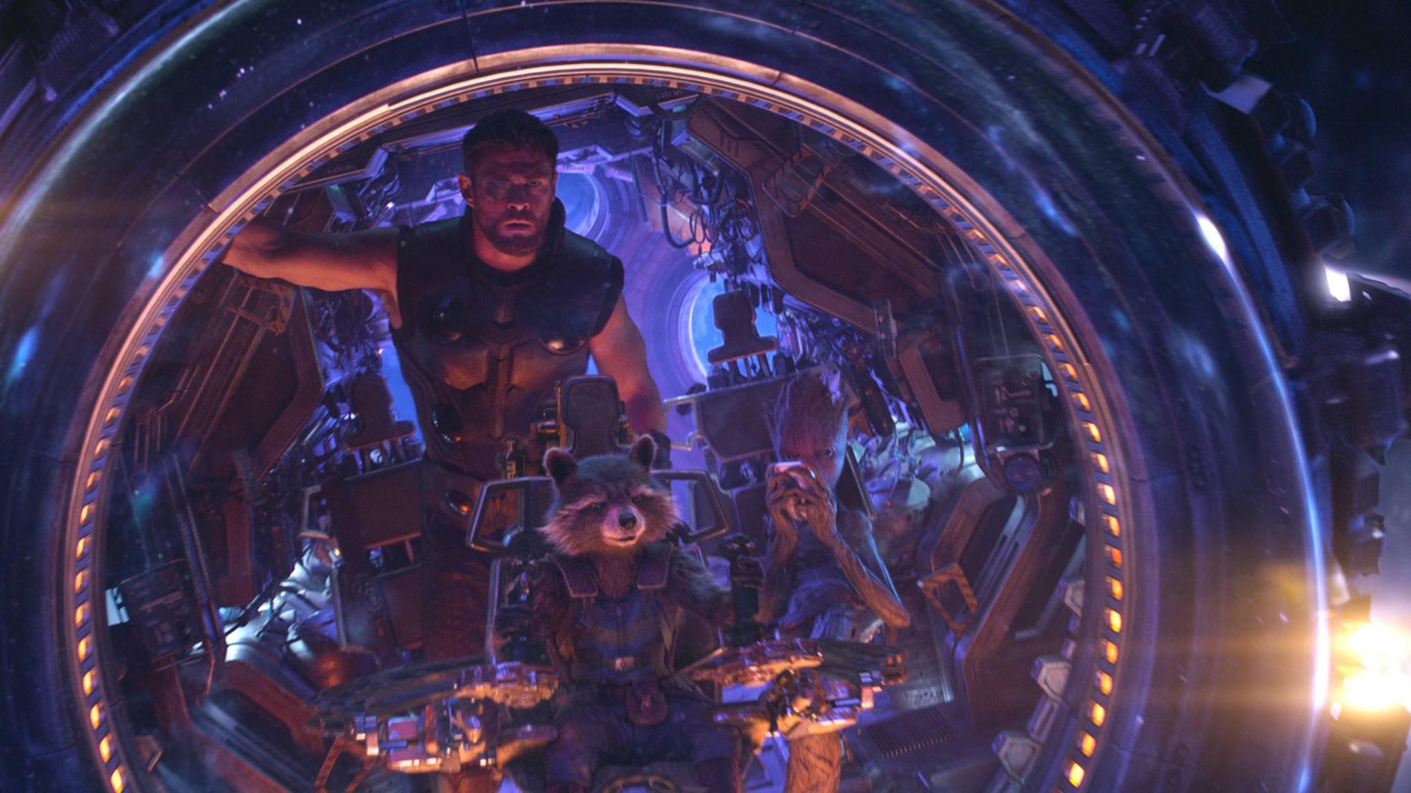 """Mit """"Avengers: Infinity War"""" ist anscheinend der nächste Marvel-Kinohit im Anflug."""