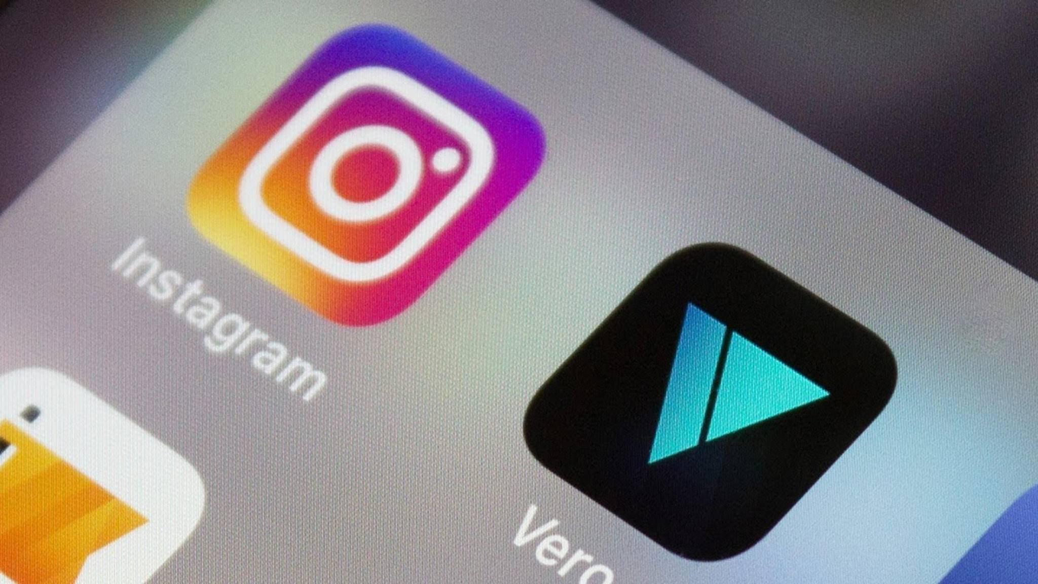 Viele Instagrammer haben in den letzten Tagen für Vero geworben.
