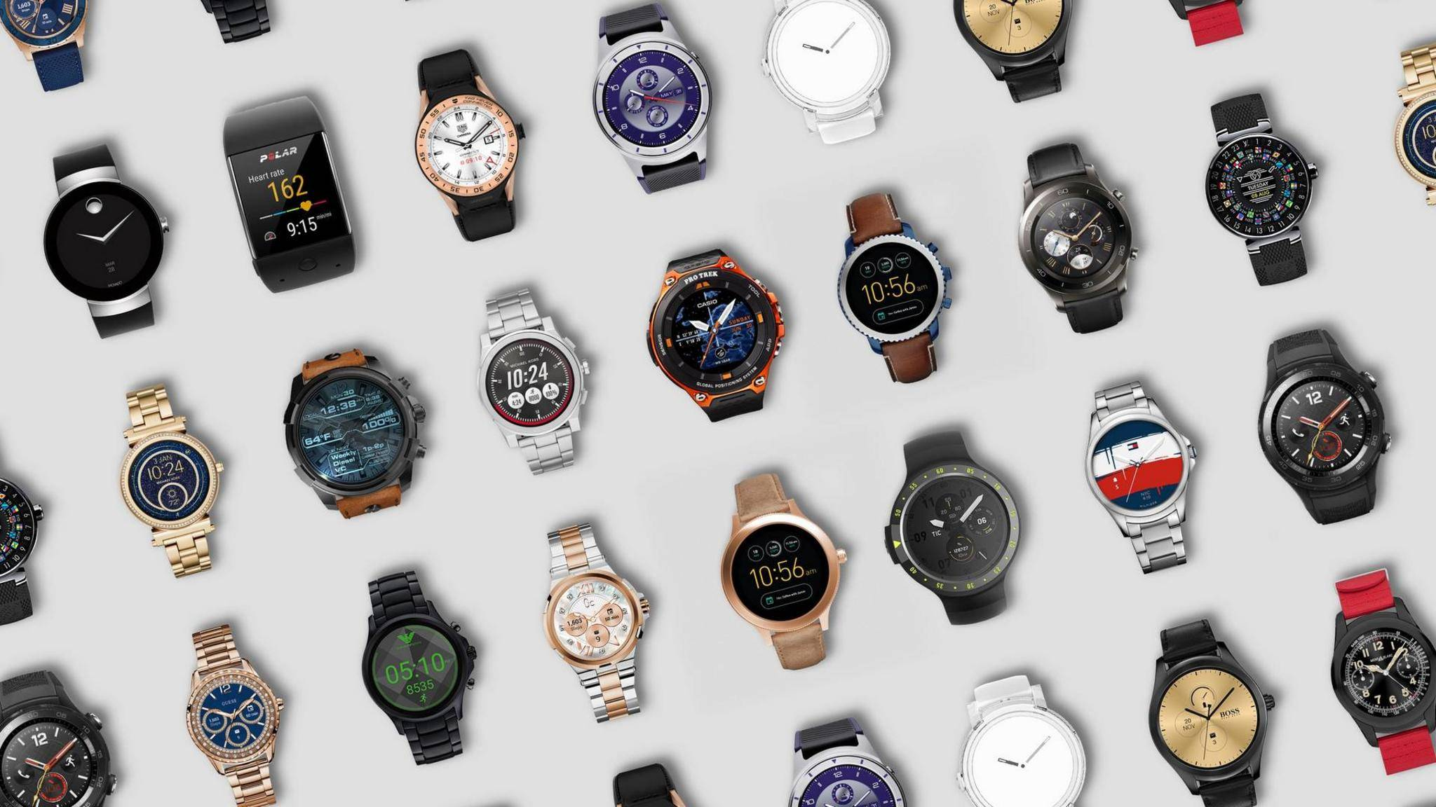 Android Wear heißt jetzt Wear OS.