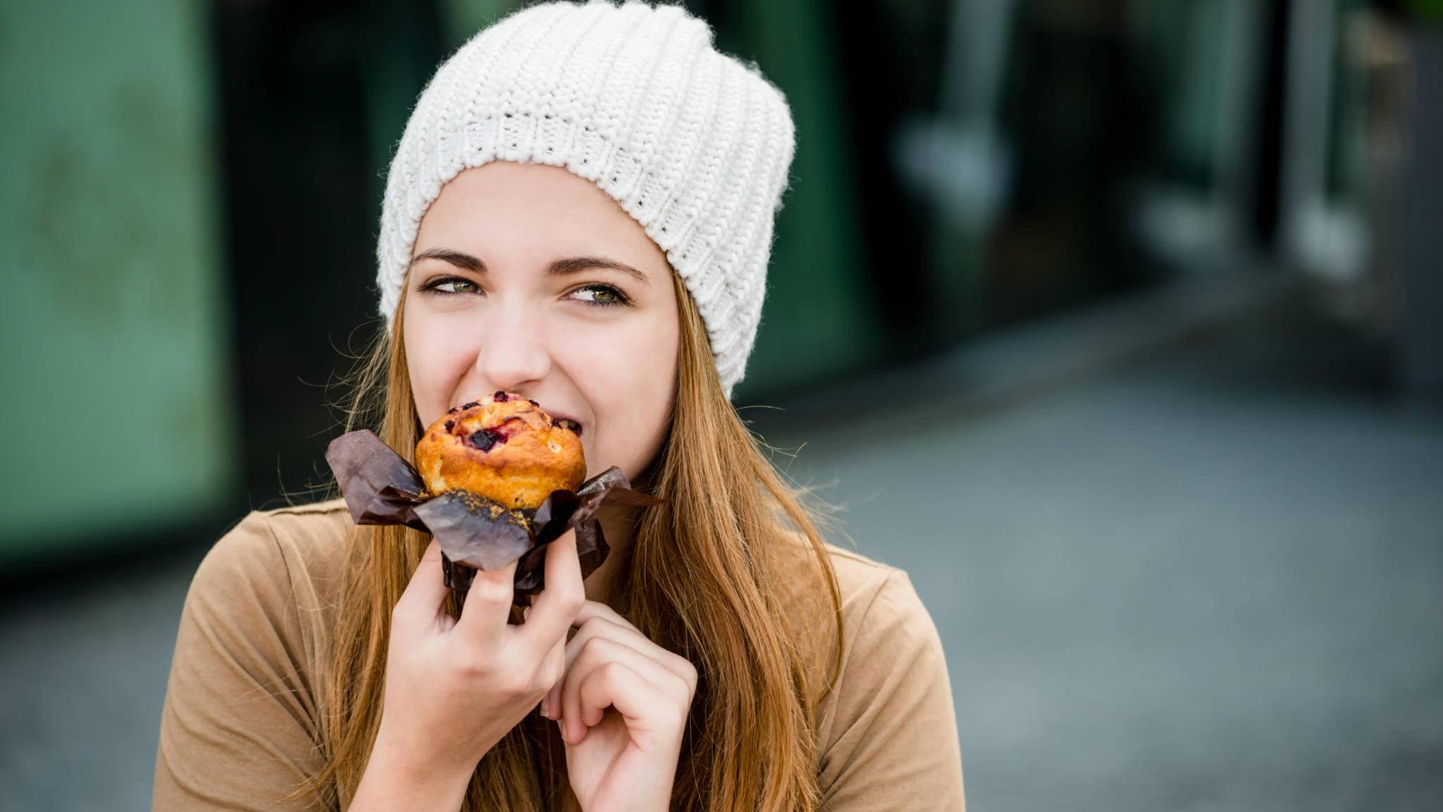 Der neue Kalorientracker registriert genau, wie viele Kalorien Du gerade zu Dir nimmst.