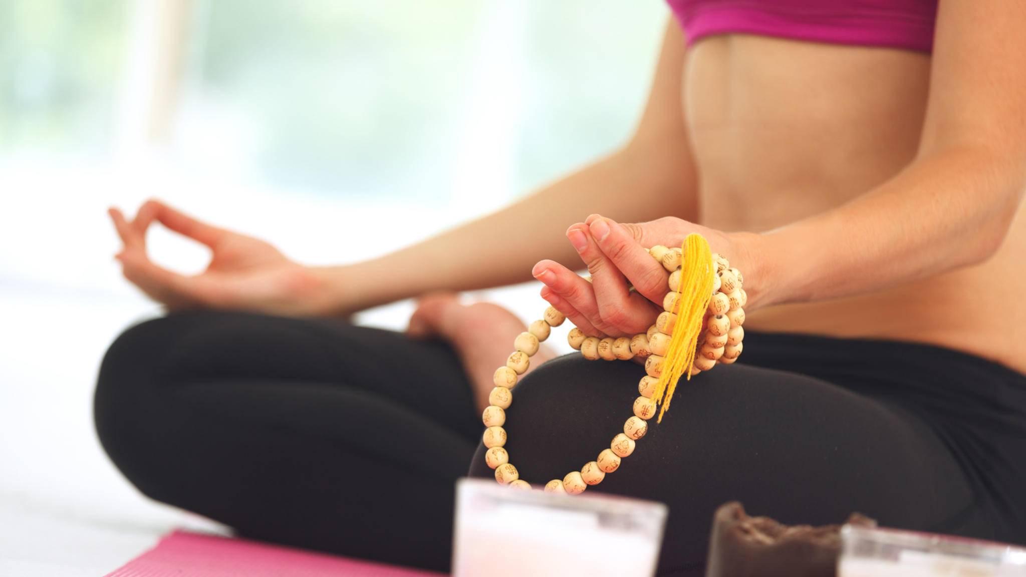 Die Leap Beads von Acer sollen Buddhisten künftig das Leben leichter machen.