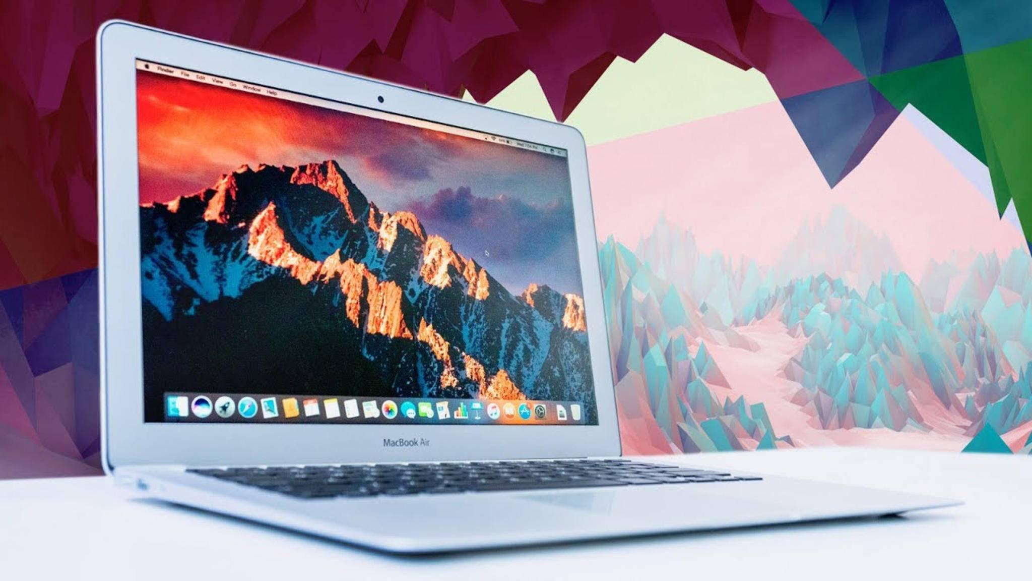 Das schon für Frühjahr erwartete MacBook soll jetzt wohl im September vorgestellt werden.