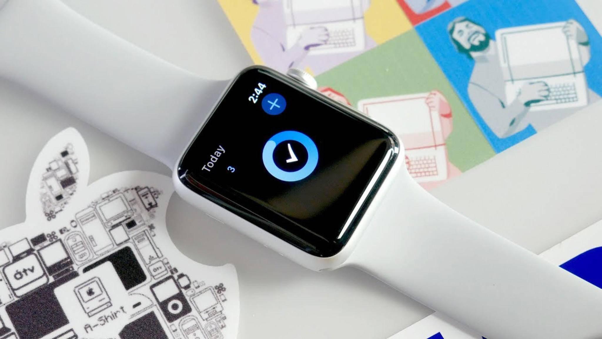 Das erste Produkte von Apple mit Micro-LED-Display soll die Apple Watch werden.