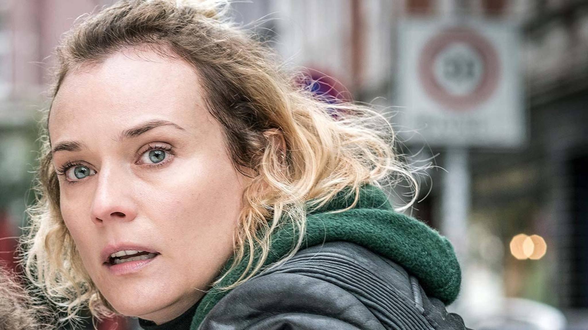 """Diane Kruger brilliert in einem der Abräumer dieser Award-Saison, Fatih Akins """"Aus dem Nichts""""."""