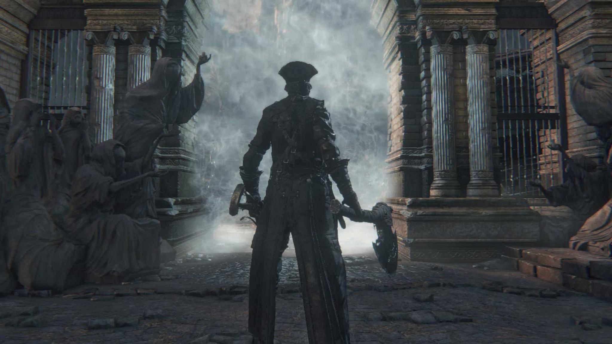 """Die """"Bloodborne""""-Community ist eine zusammengeschweißte Gemeinschaft."""