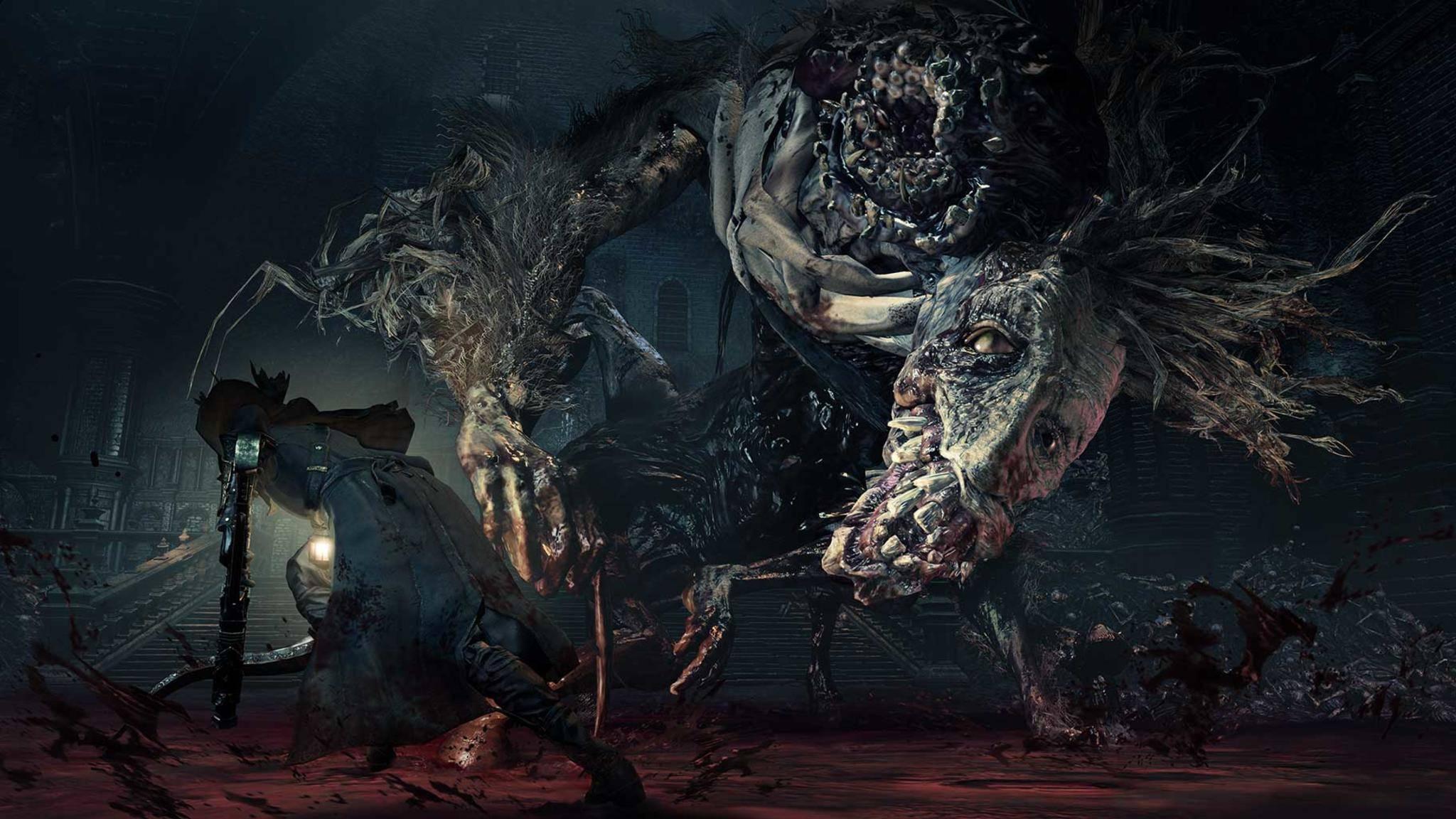 """Auf """"Bloodborne 2"""" müssen wir wohl noch etwas länger warten."""