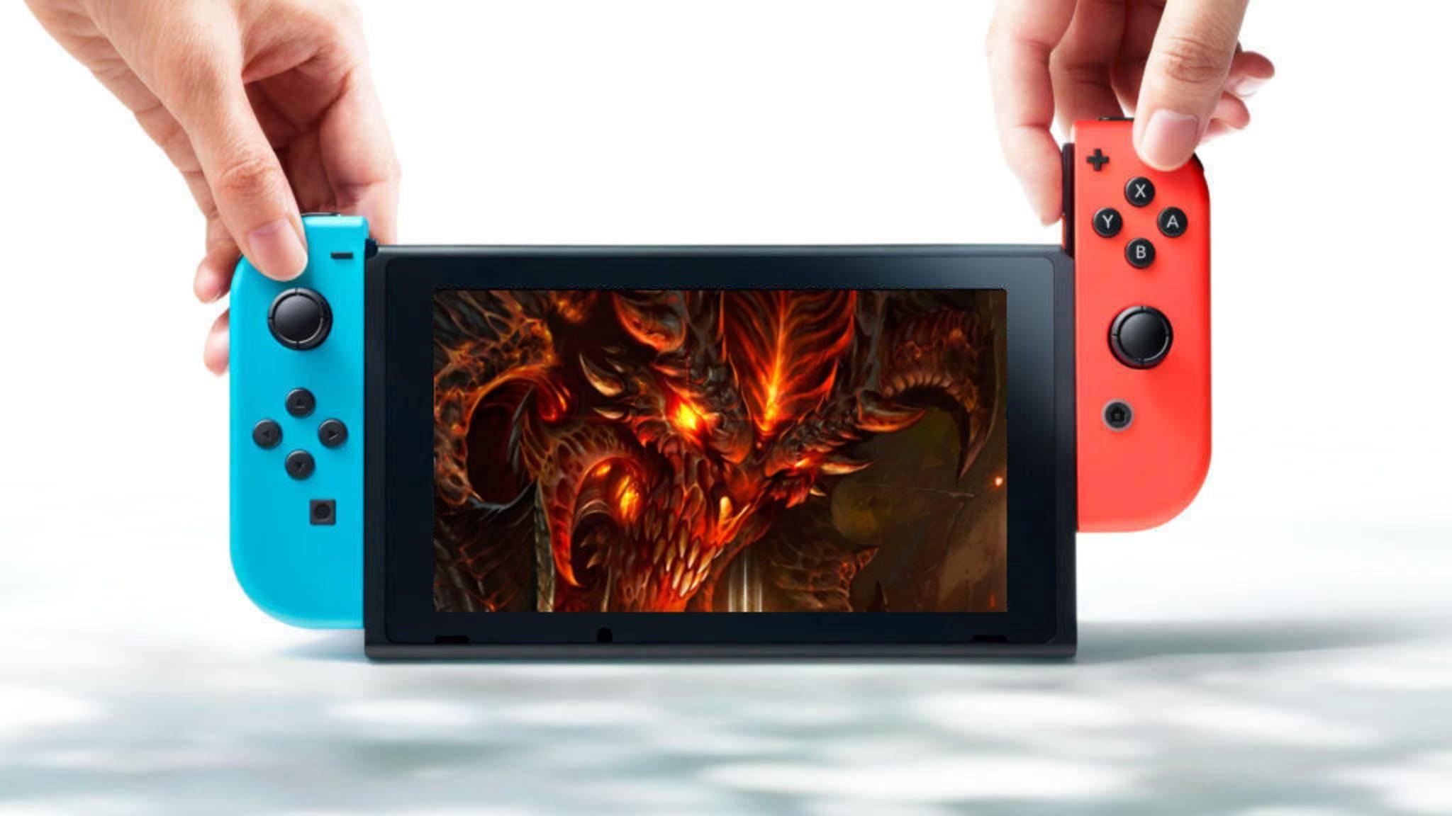 """Schafft es Blizzards populäres Rollenspiel """"Diablo 3"""" auf die Nintendo Switch?"""