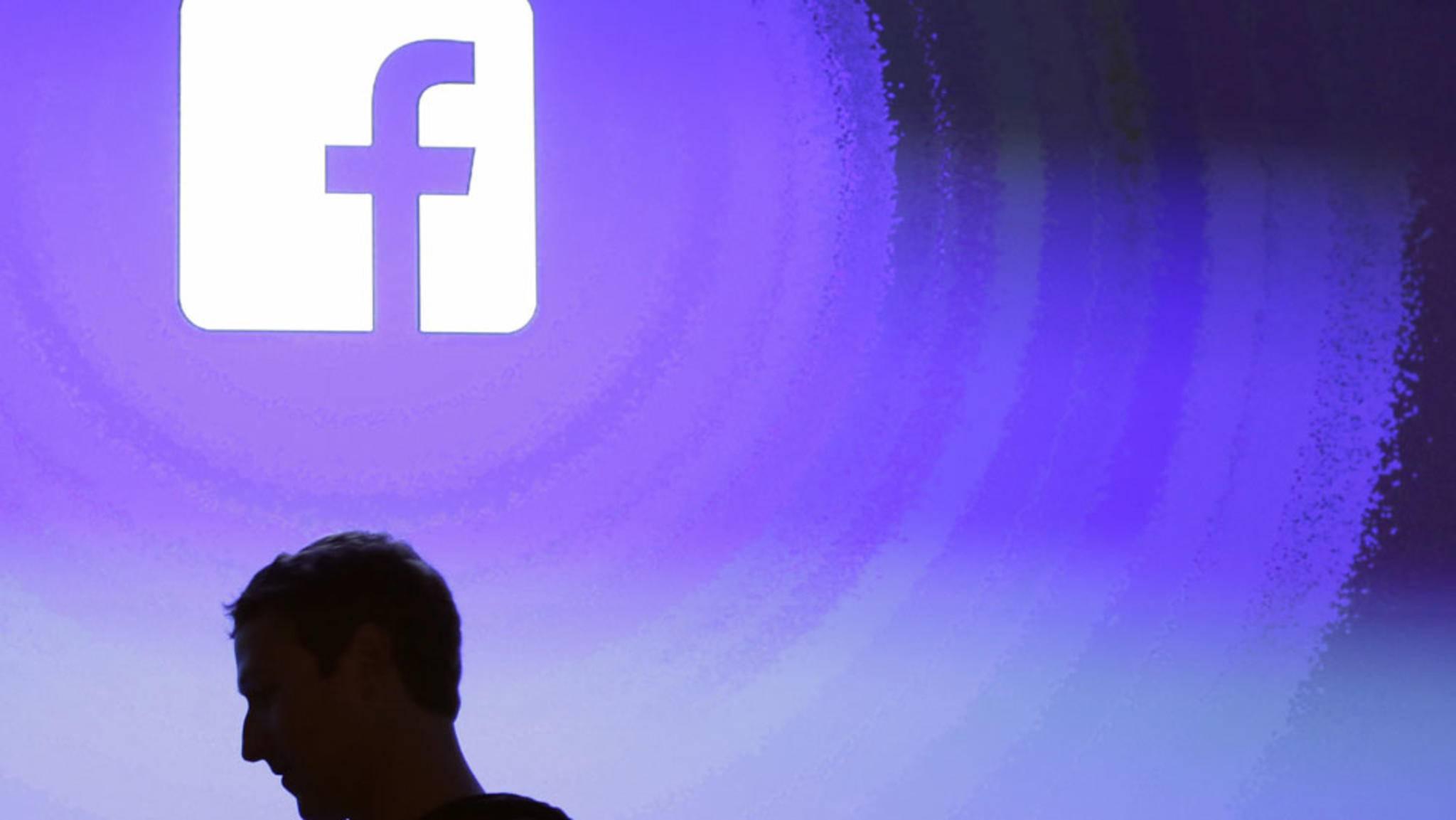 Facebook-CEO Mark Zuckerberg gerät immer weiter unter Druck.