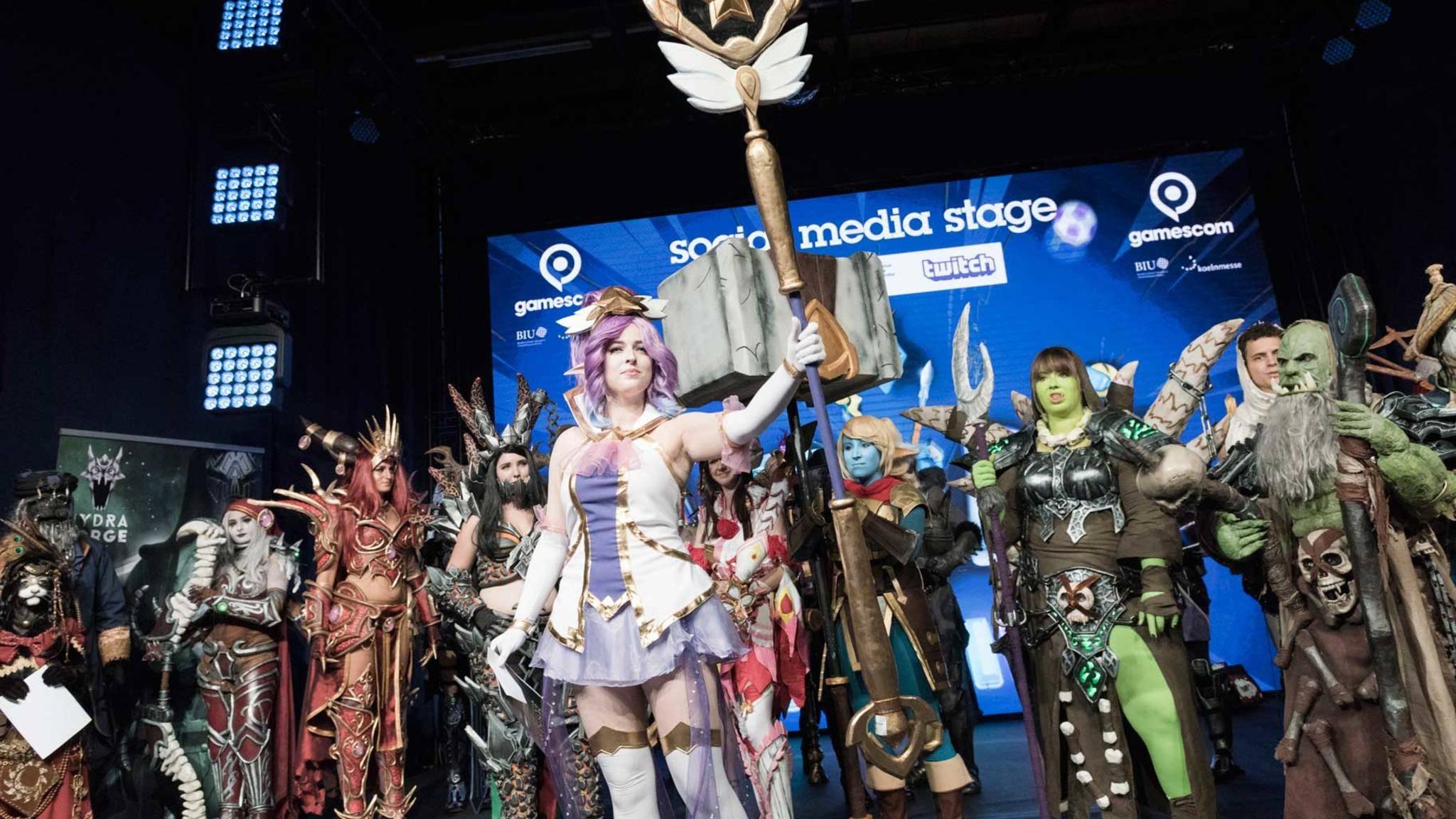 Der Ticketverkauf für die Gamescom 2018 startet.
