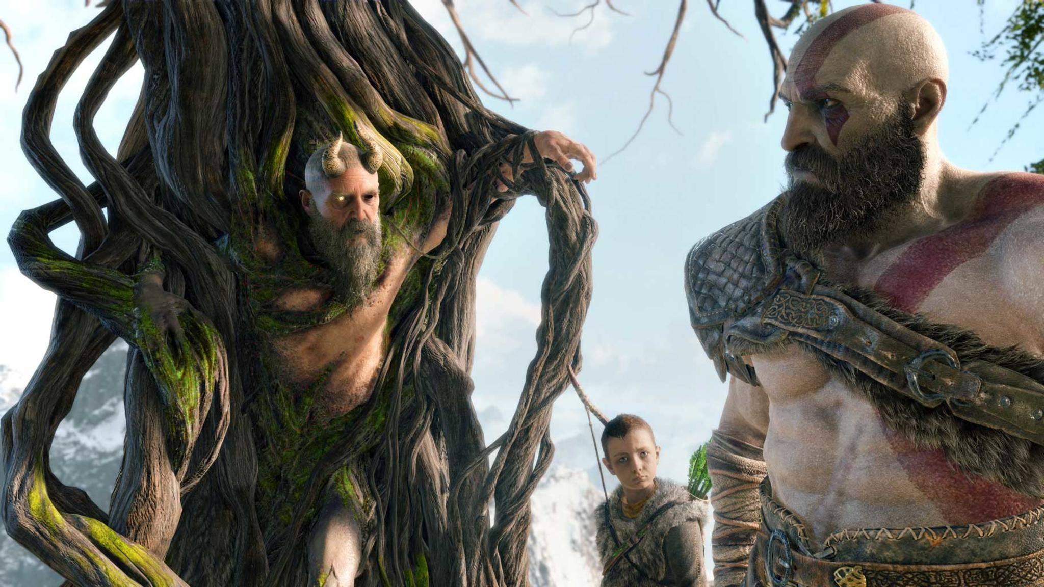 """Geheimes Ende in """"God of War"""": Hinweis auf ein Sequel?"""