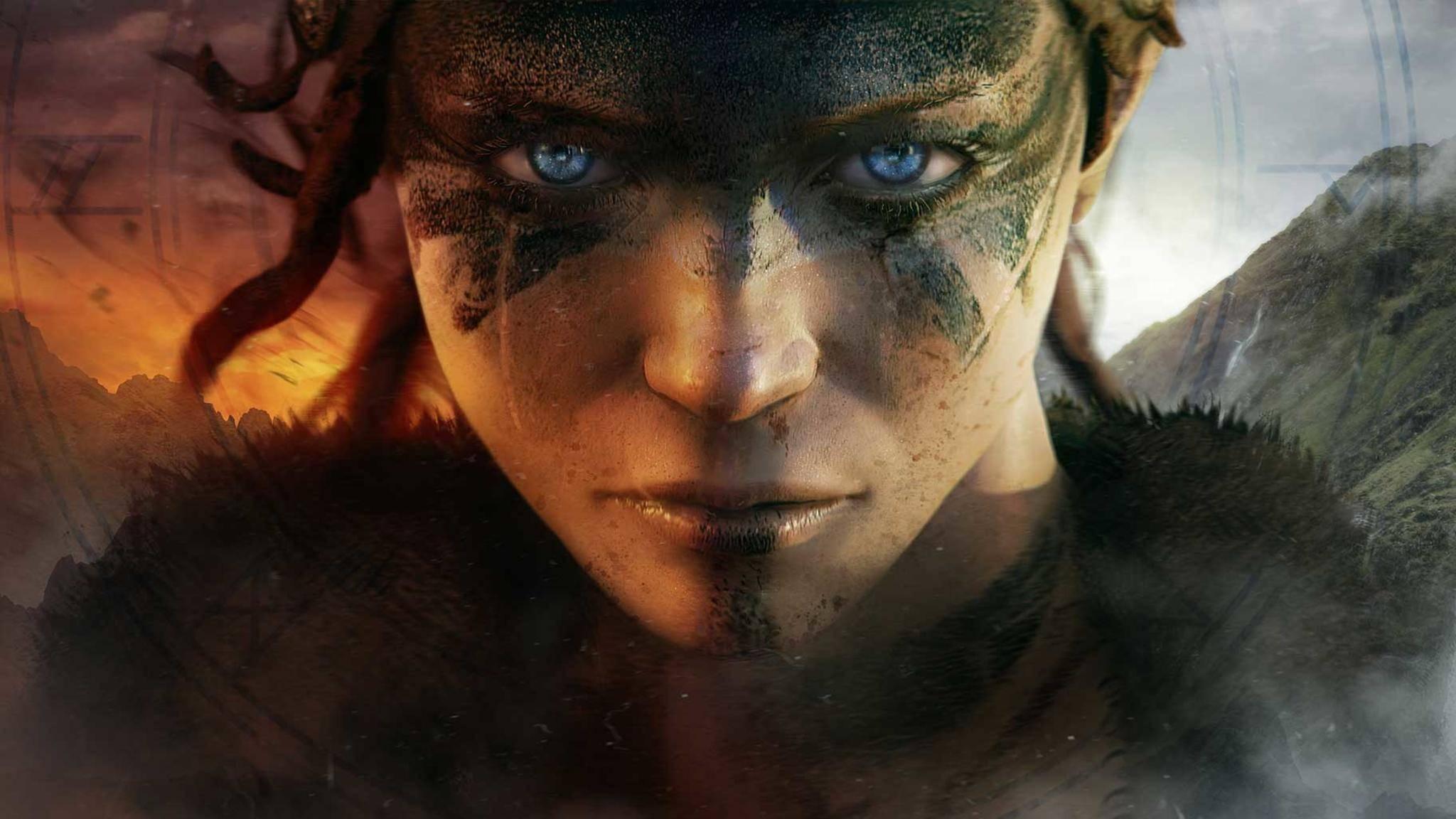 "Xbox-Release angekündigt: ""Hellblade: Senua's Sacrifice""."