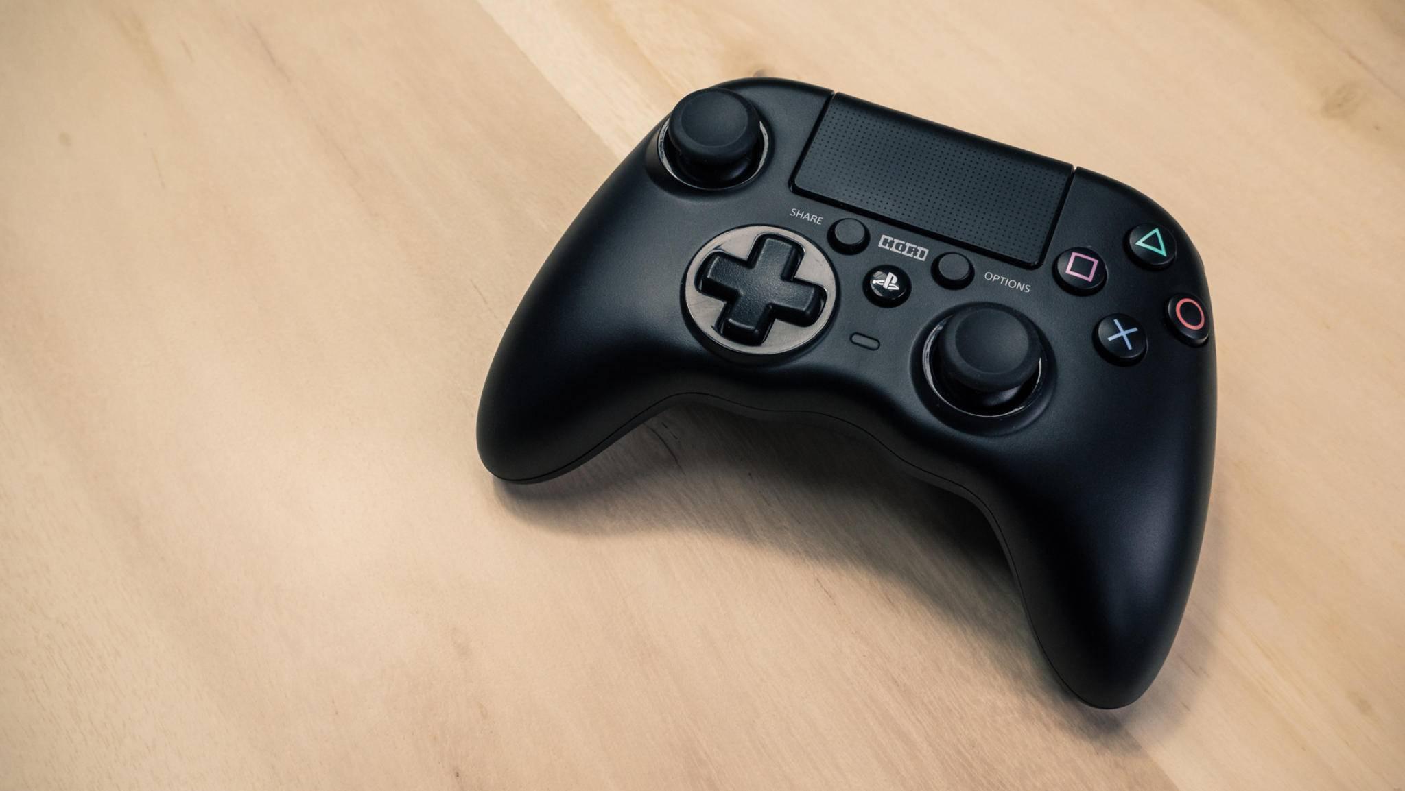 Kabelloser PS4-Controller mit Xbox-Layout: Was kann der Hori Onyx?