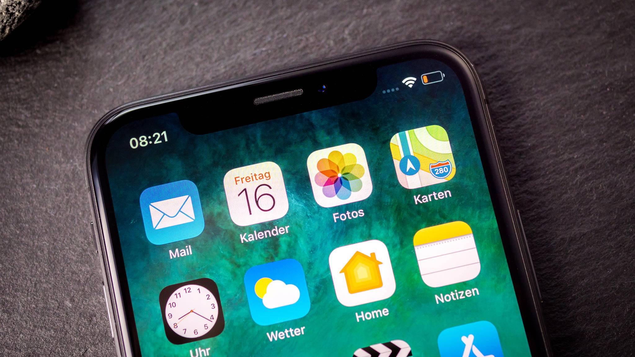 Die derzeitigen Touchscreen-Probleme könnte Apple bald per Software-Update fixen.
