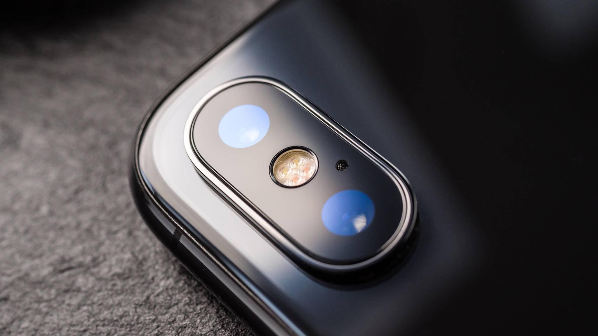 Wird Apple im kommenden Jahr im iPhone noch eine dritte Linse verbauen?