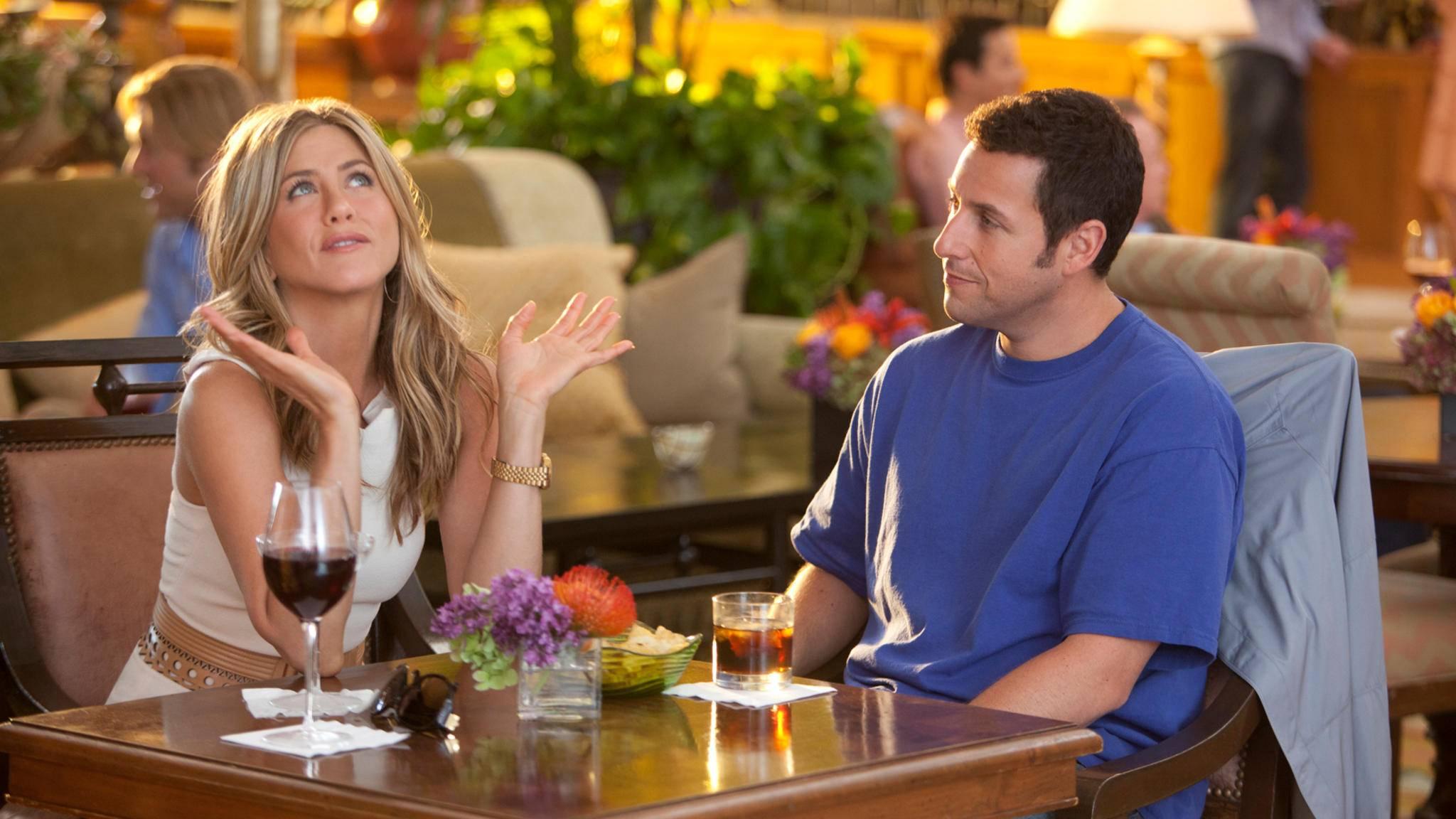 Sie sind zurück: Jennifer Aniston und Adam Sandler planen einen gemeinsamen Film.