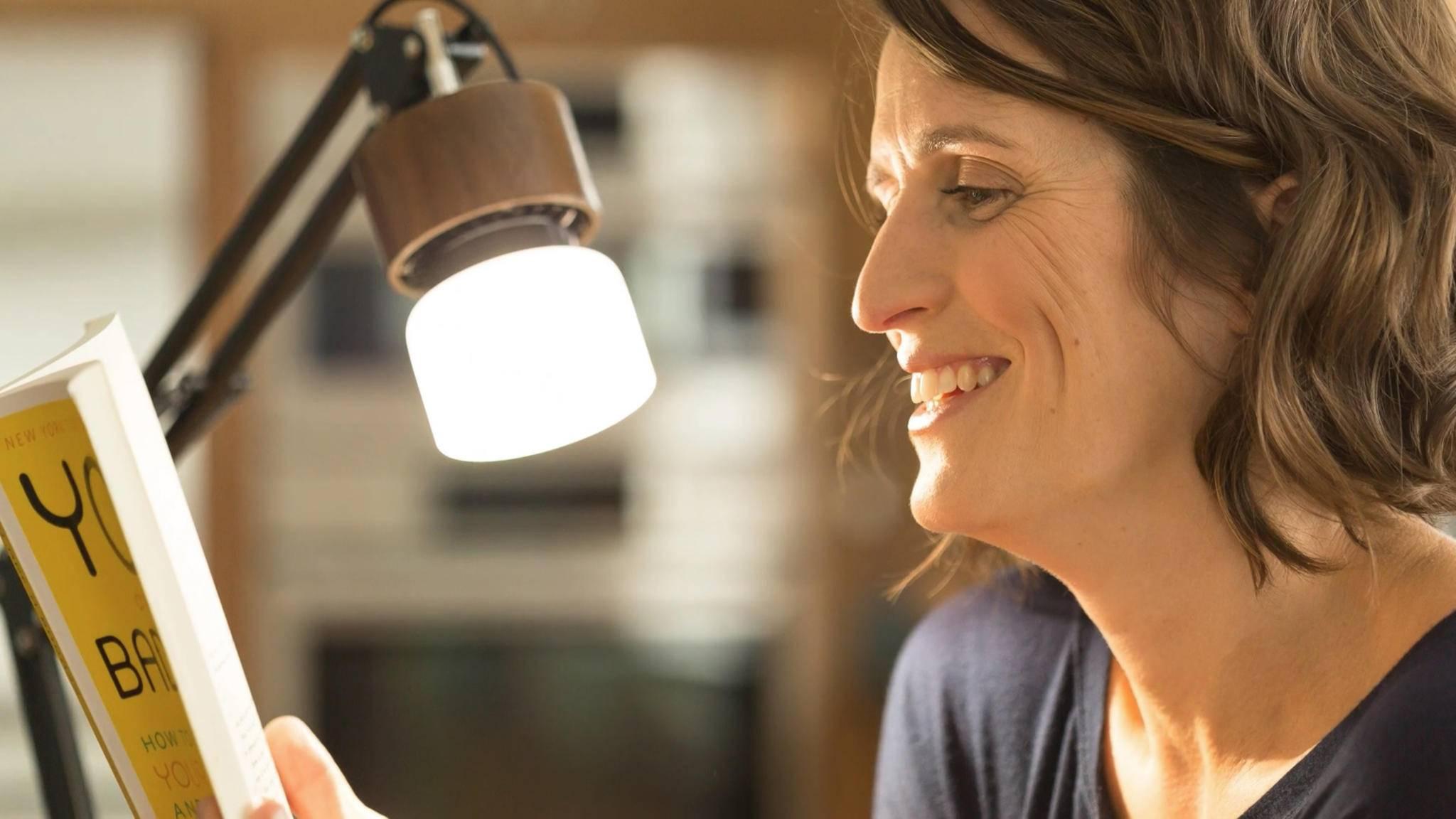 Die Lampe MySun soll die Nutzer in Einklang mit ihrem Körper bringen.