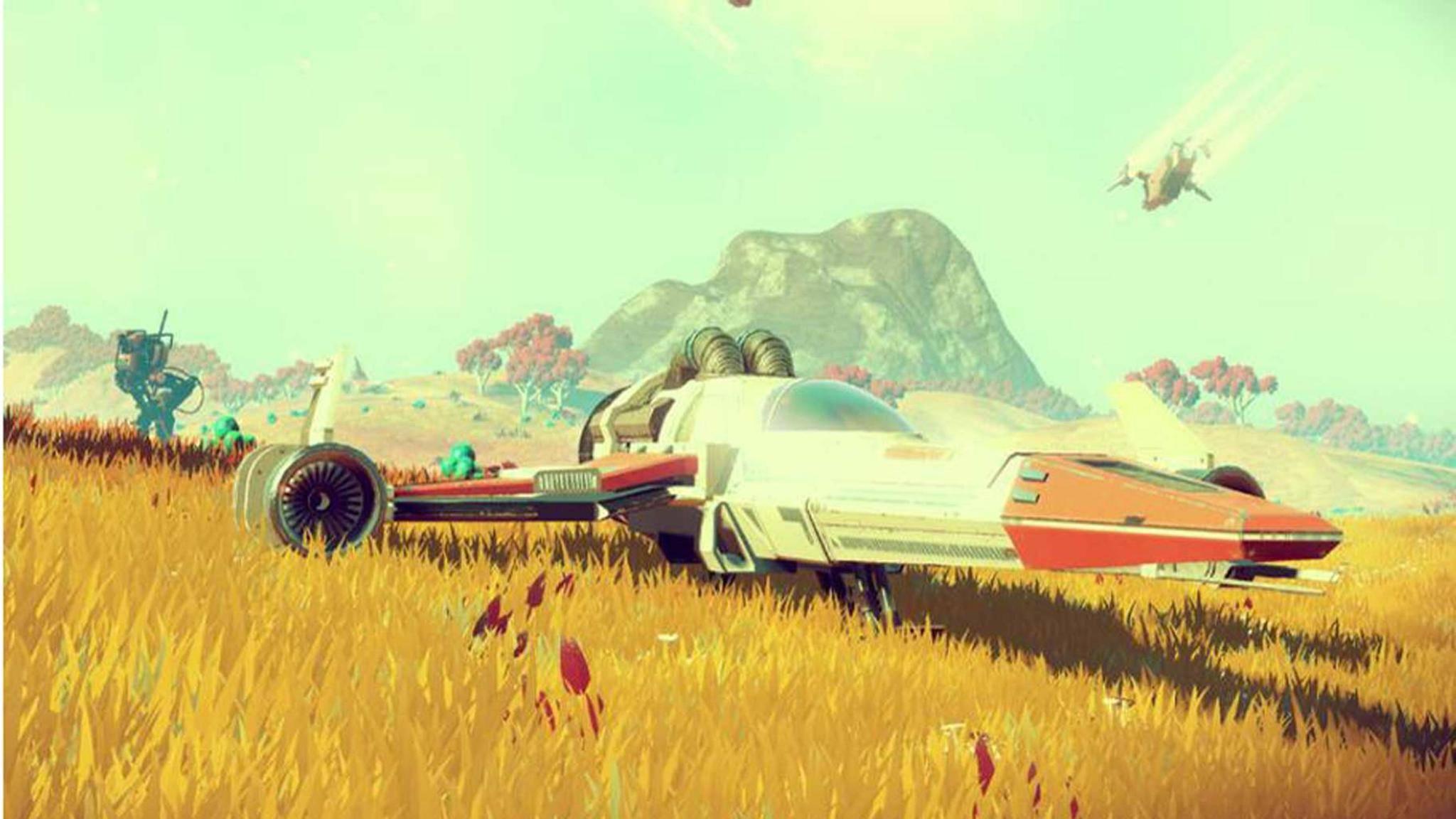 """""""No Man's Sky"""" erscheint nun auch für Xbox One."""
