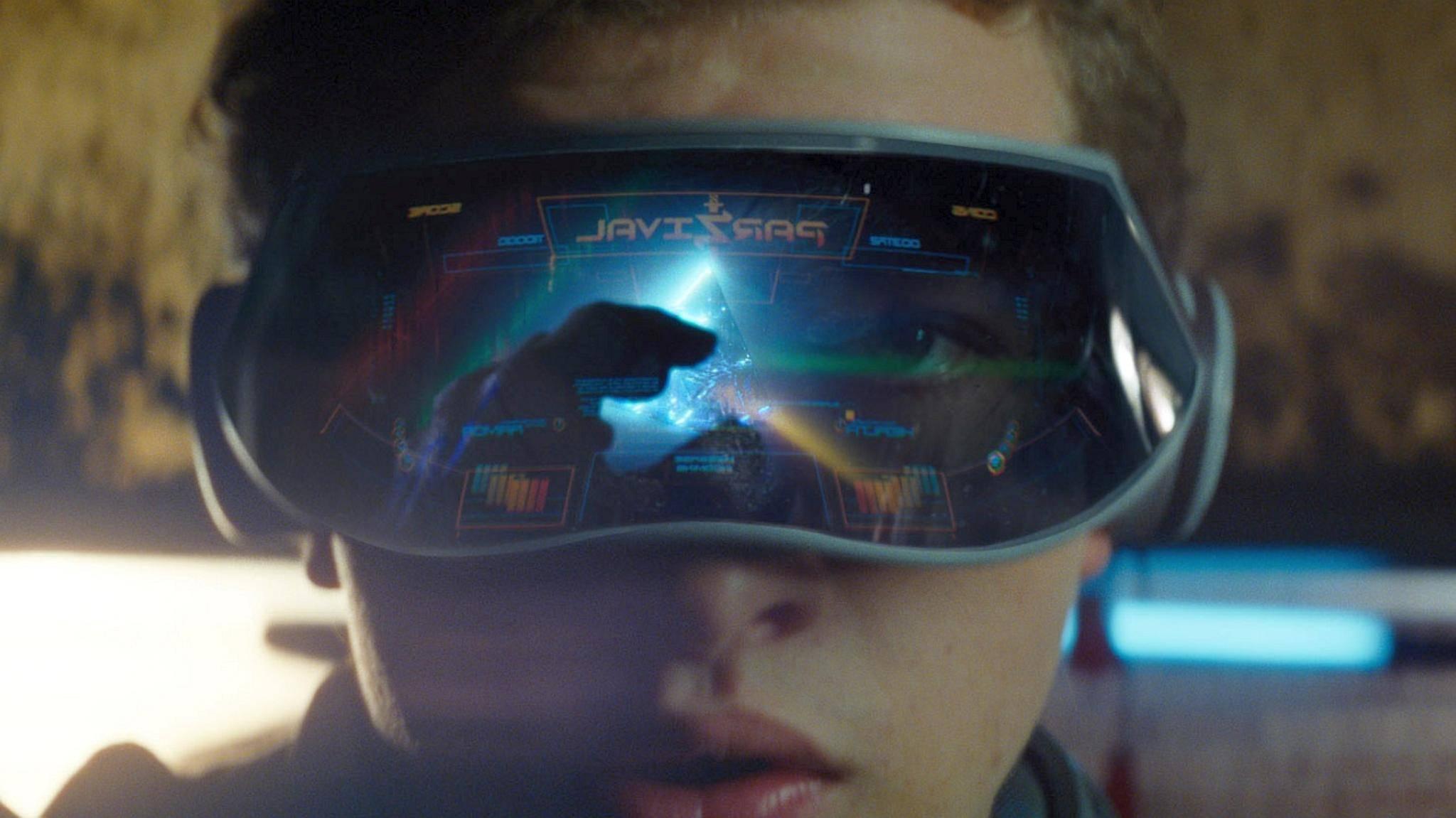 """Im Film """"Ready Player One"""" dreht sich alles um virtuelle Welten."""