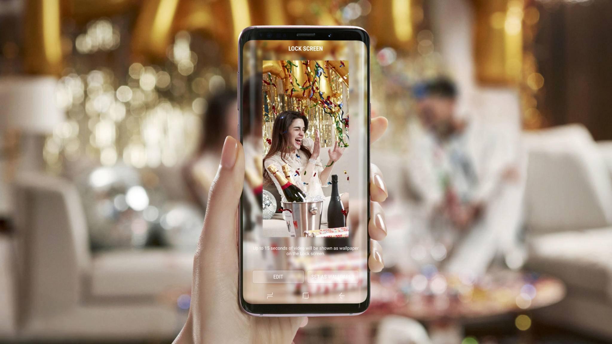 Die Kamera des Galaxy S9 knipst beeindruckende Bilder – doch bis dahin war es ein weiter Weg.