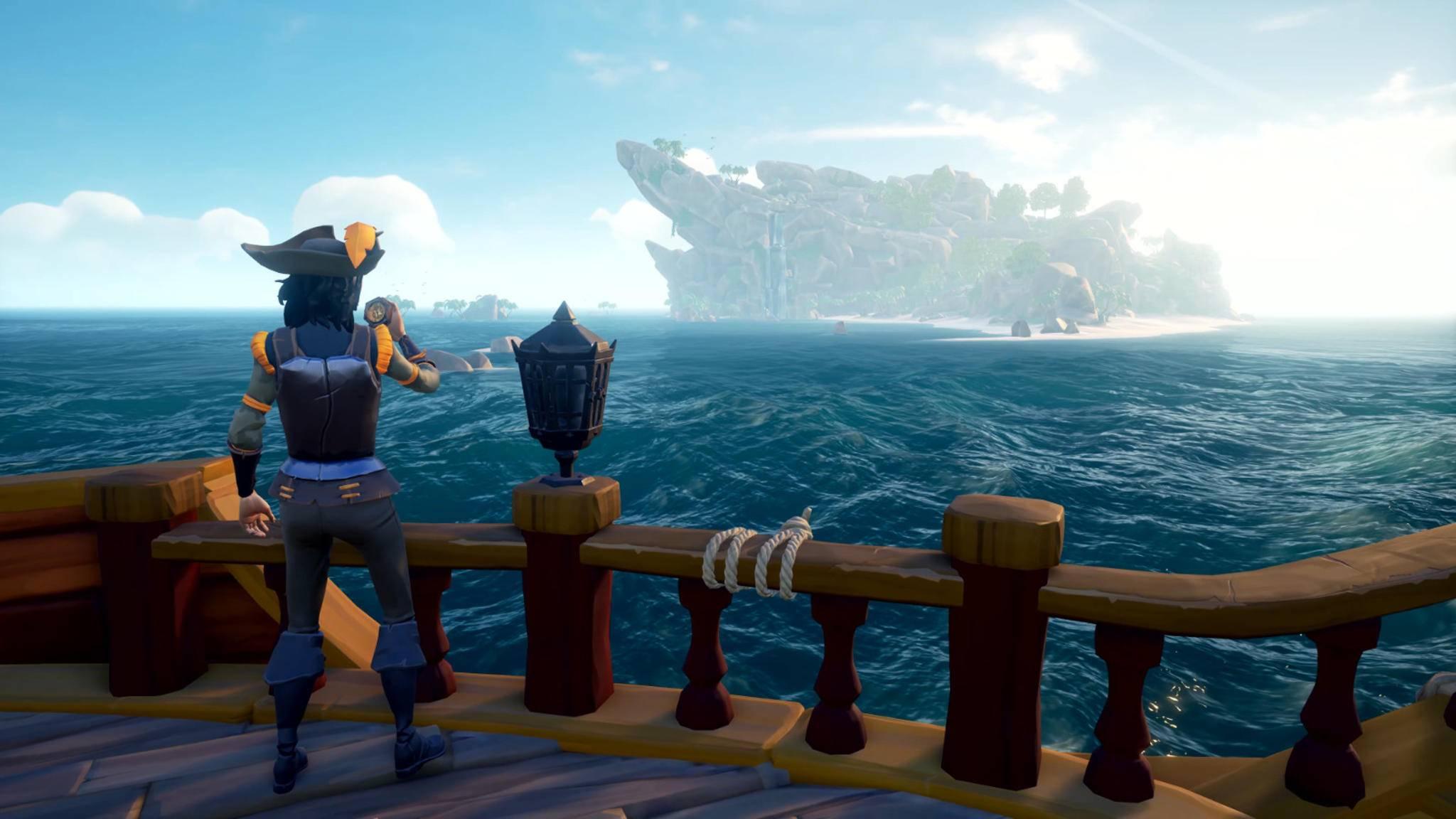 """""""Sea of Thieves"""": Der erste legendäre Pirat ist da."""