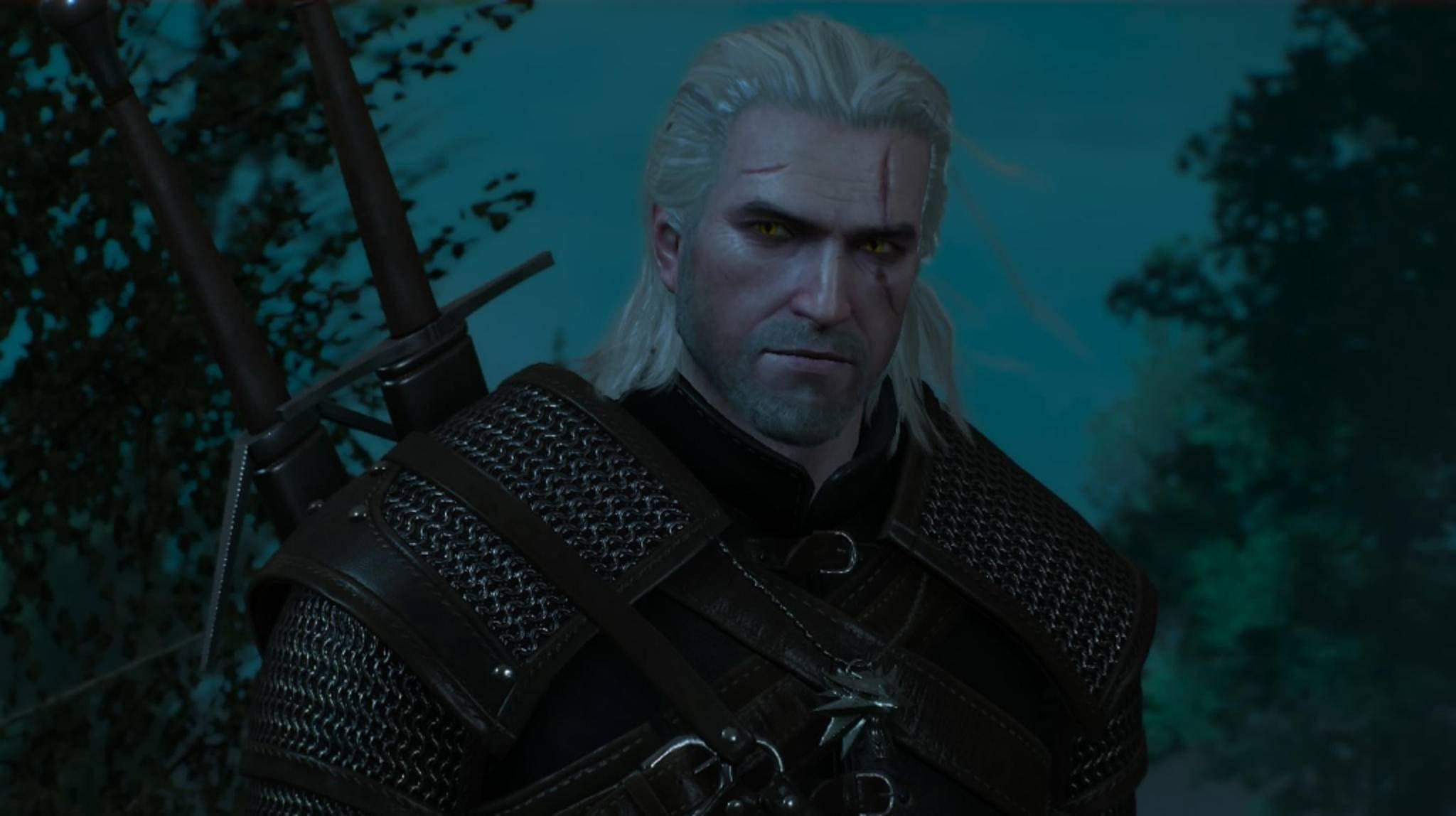 Geralt von Riva kann sich auf einen langen Einsatz gefasst machen.