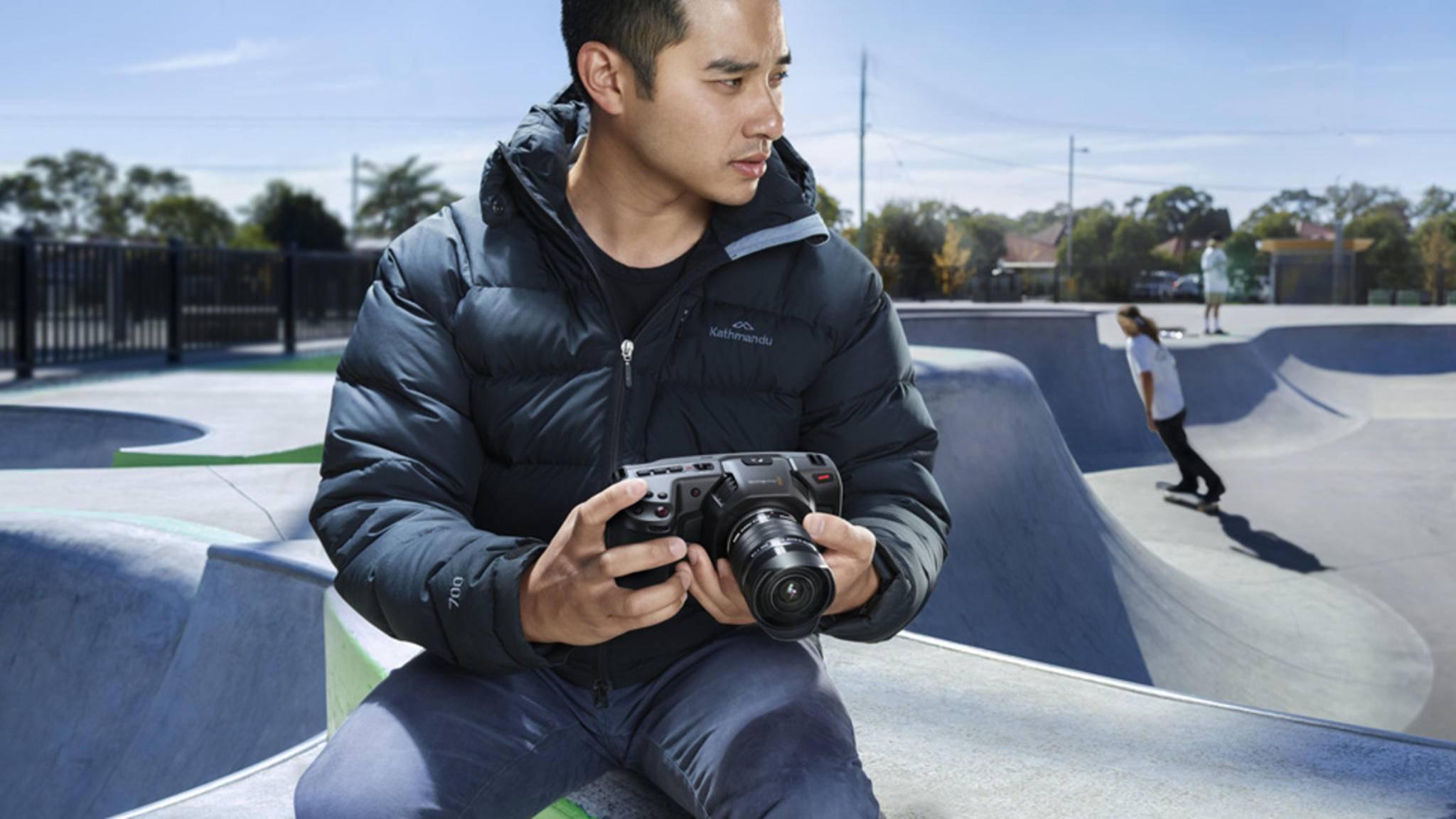 Die neue 4K-Kamera von Blackmagic macht der Panasonic GH5S Konkurrenz.