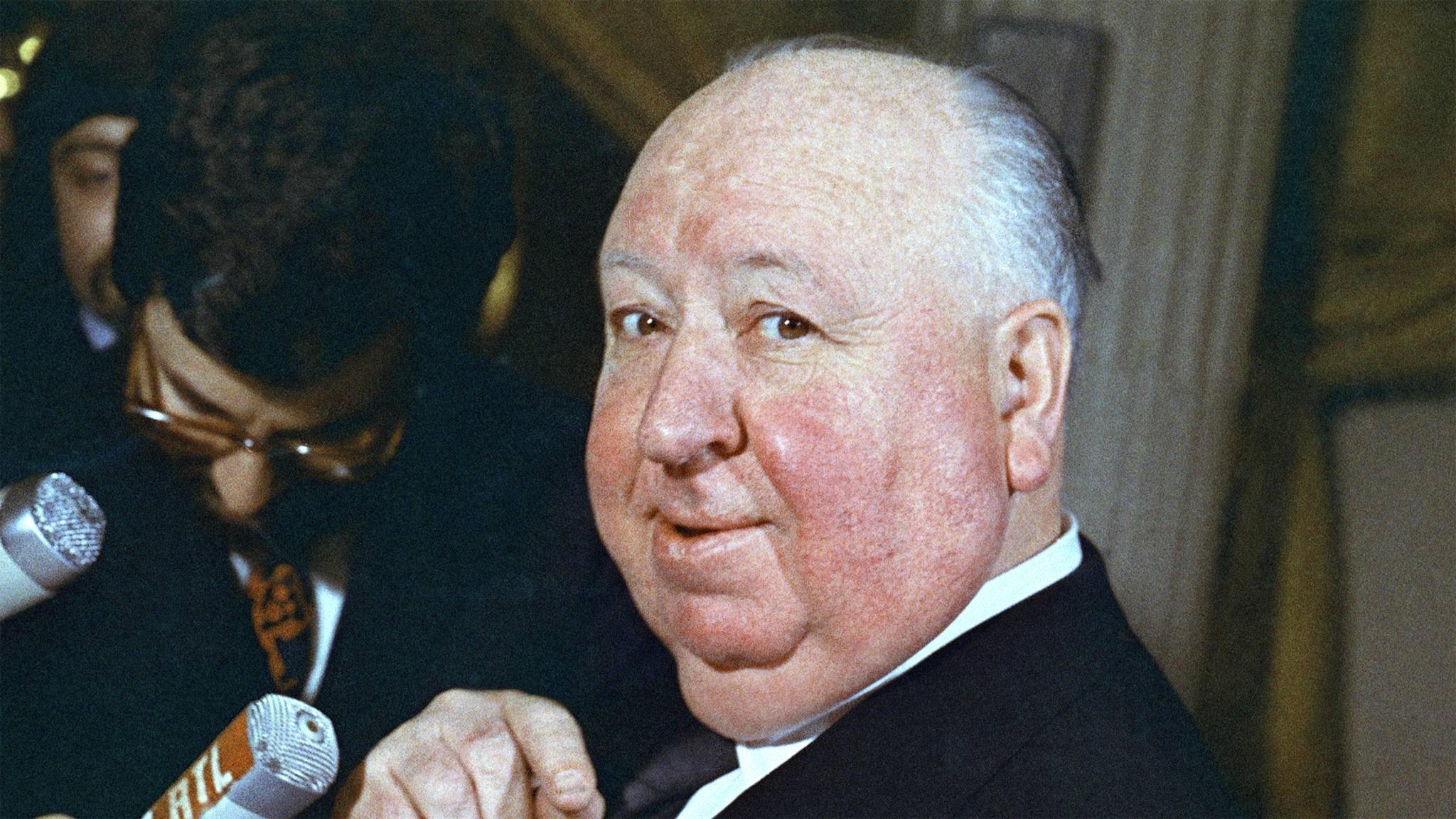 Alfred Hitchcock hat mit seinen Werken Filmgeschichte geschrieben.