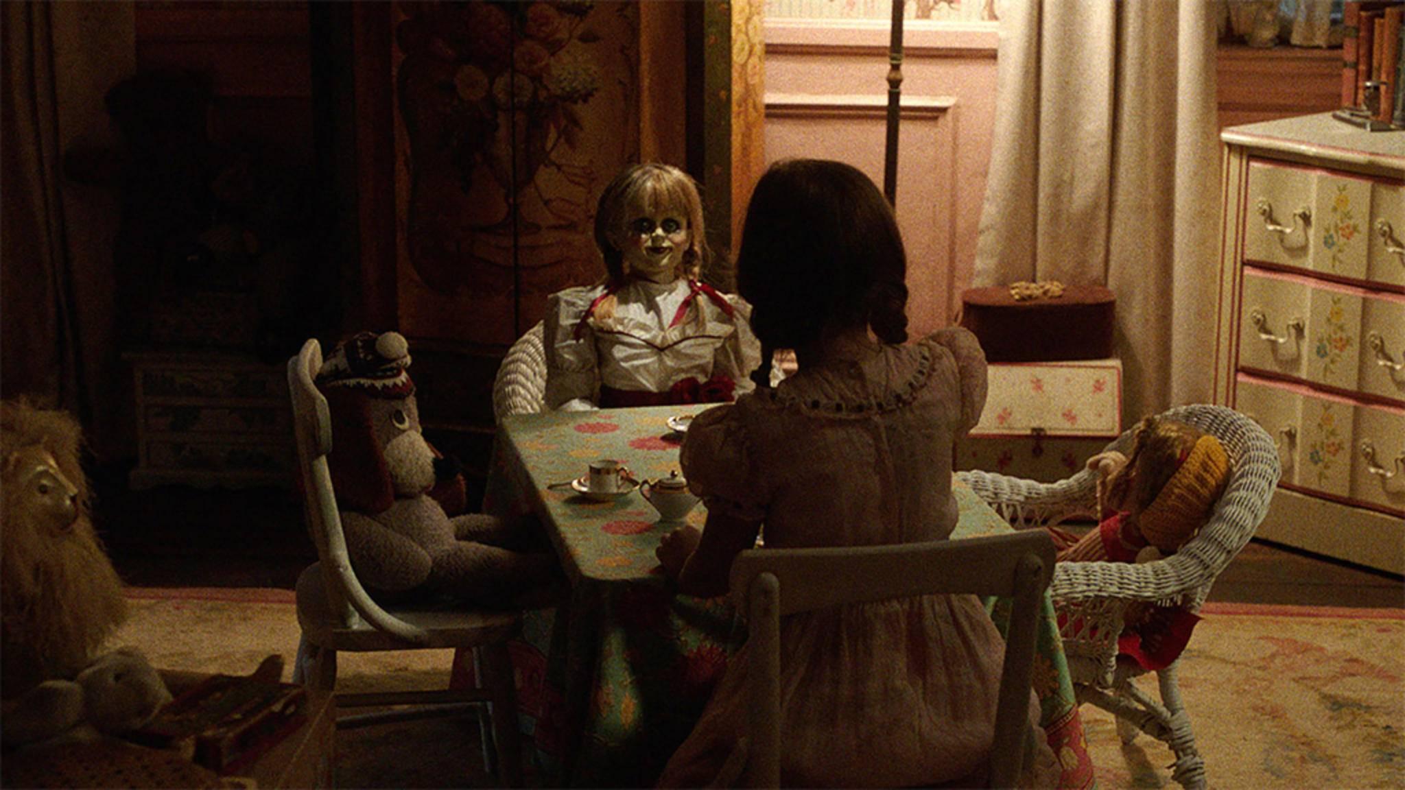 Im Sommer 2019 kehrt die verfluchte Puppe Annabelle auf die große Kinoleinwand zurück.