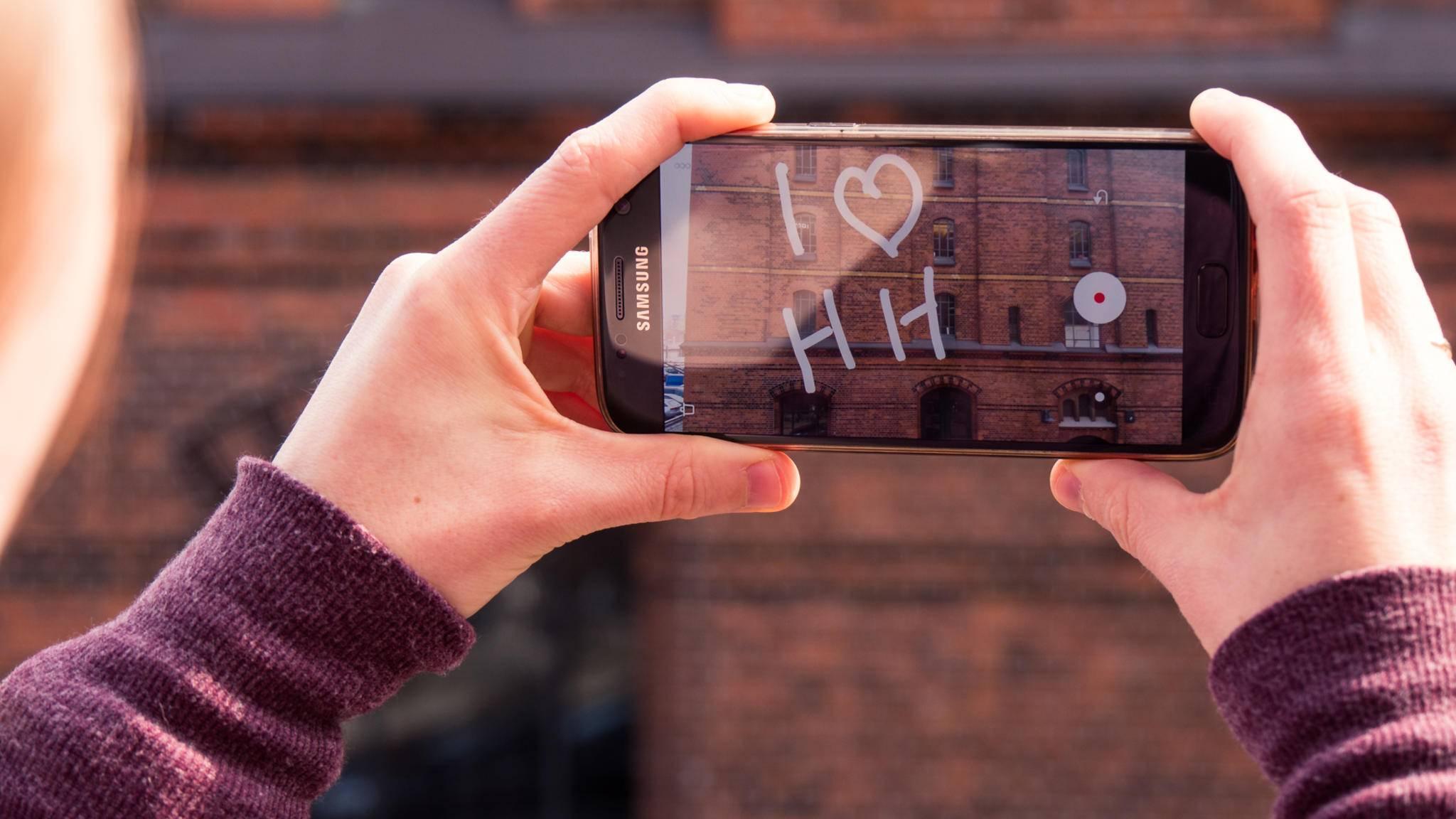 Just a Line war bisher nur für Android-Smartphones verfügbar.
